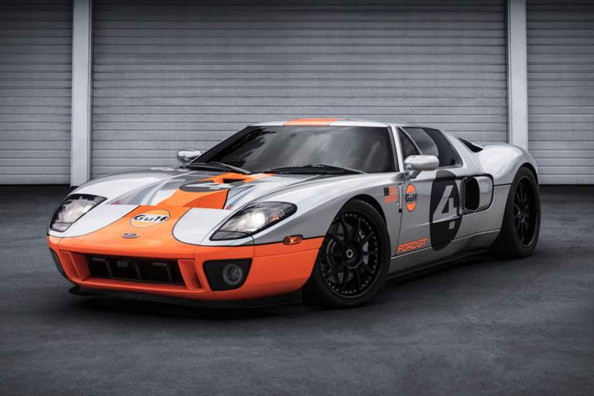 2005 Ford GT Merkury 4 Coupe