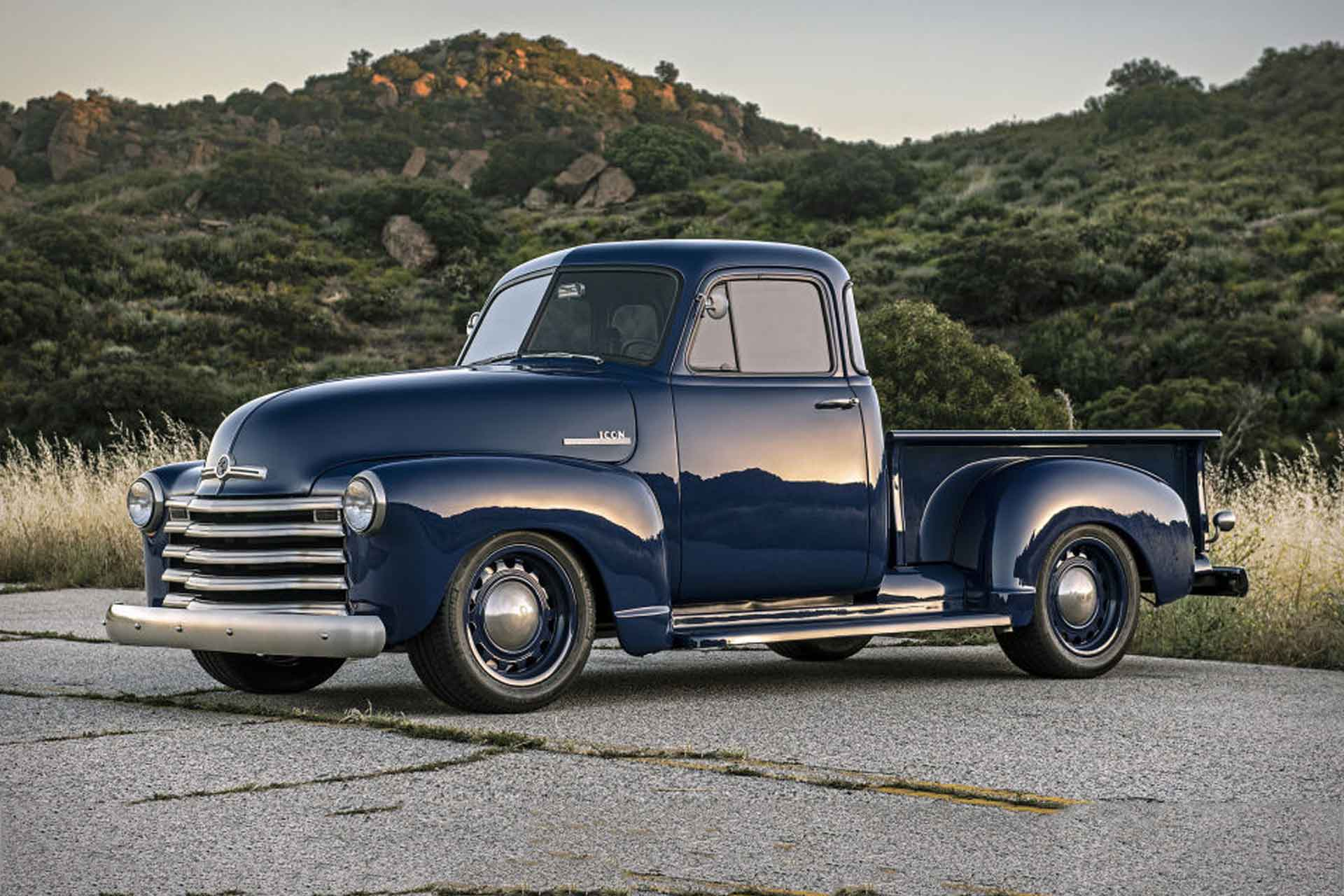 Icon Chevy Thriftmaster Pickup Truck