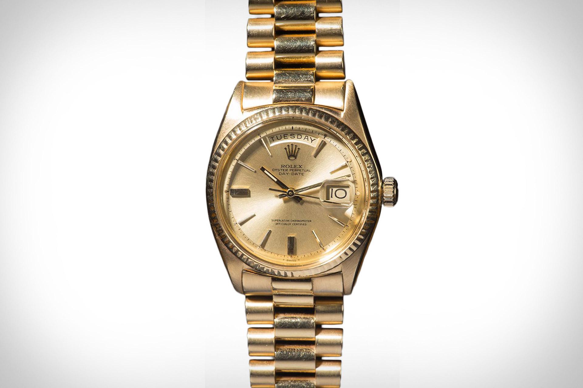Jack Nicklaus' Rolex Day-Date Watch