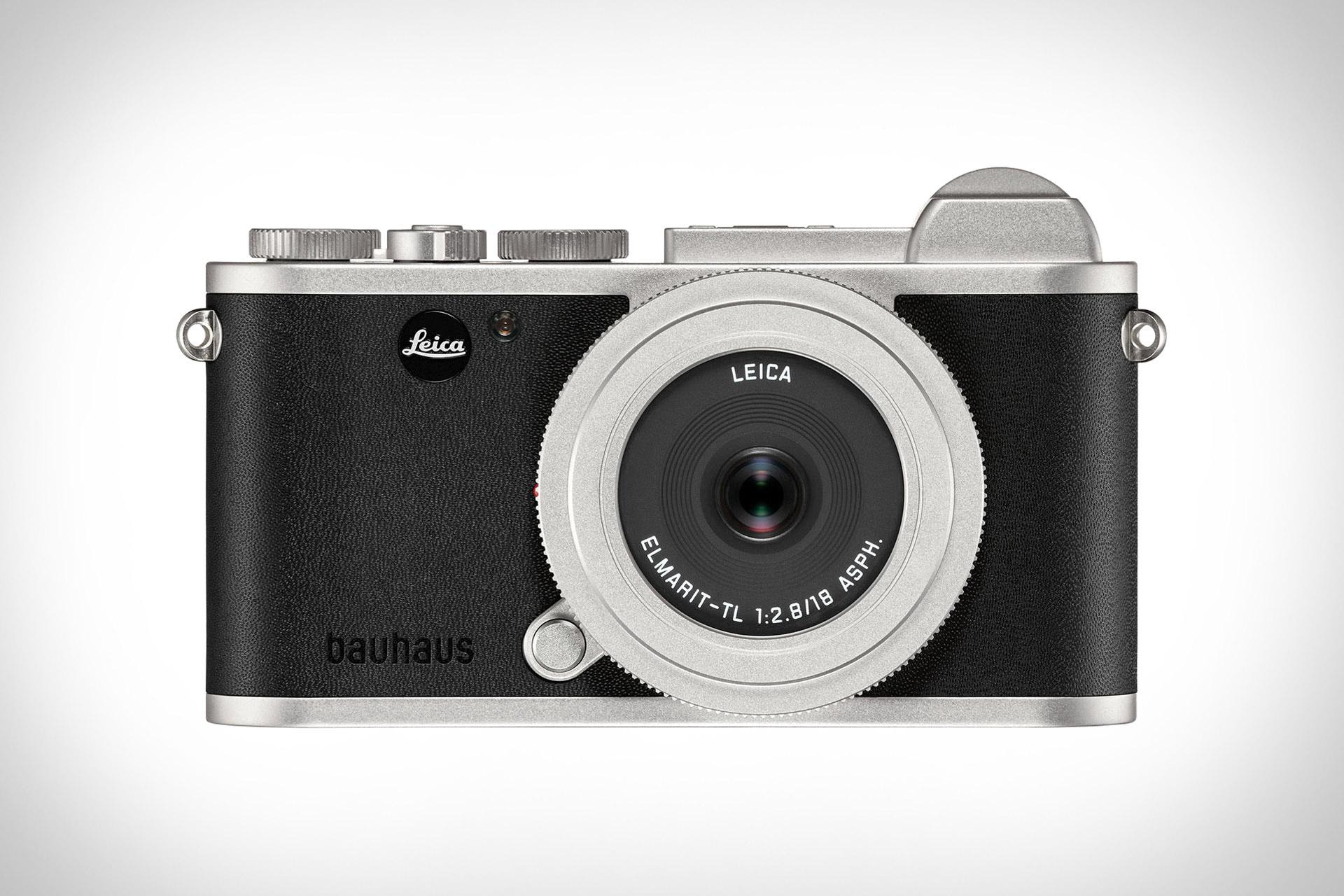 Leica CL 100 Years of Bauhaus Camera