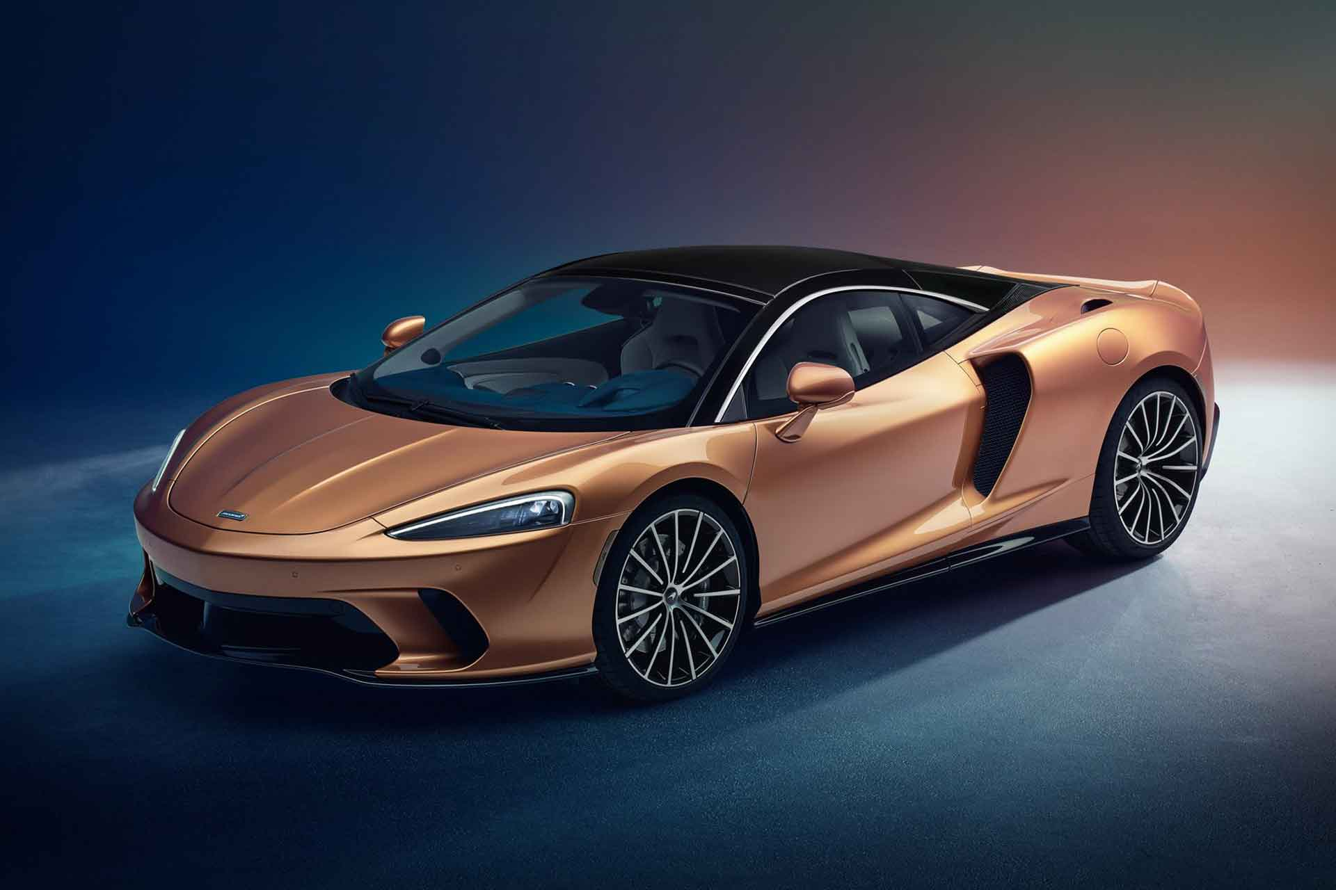 2020 McLaren GT Coupe