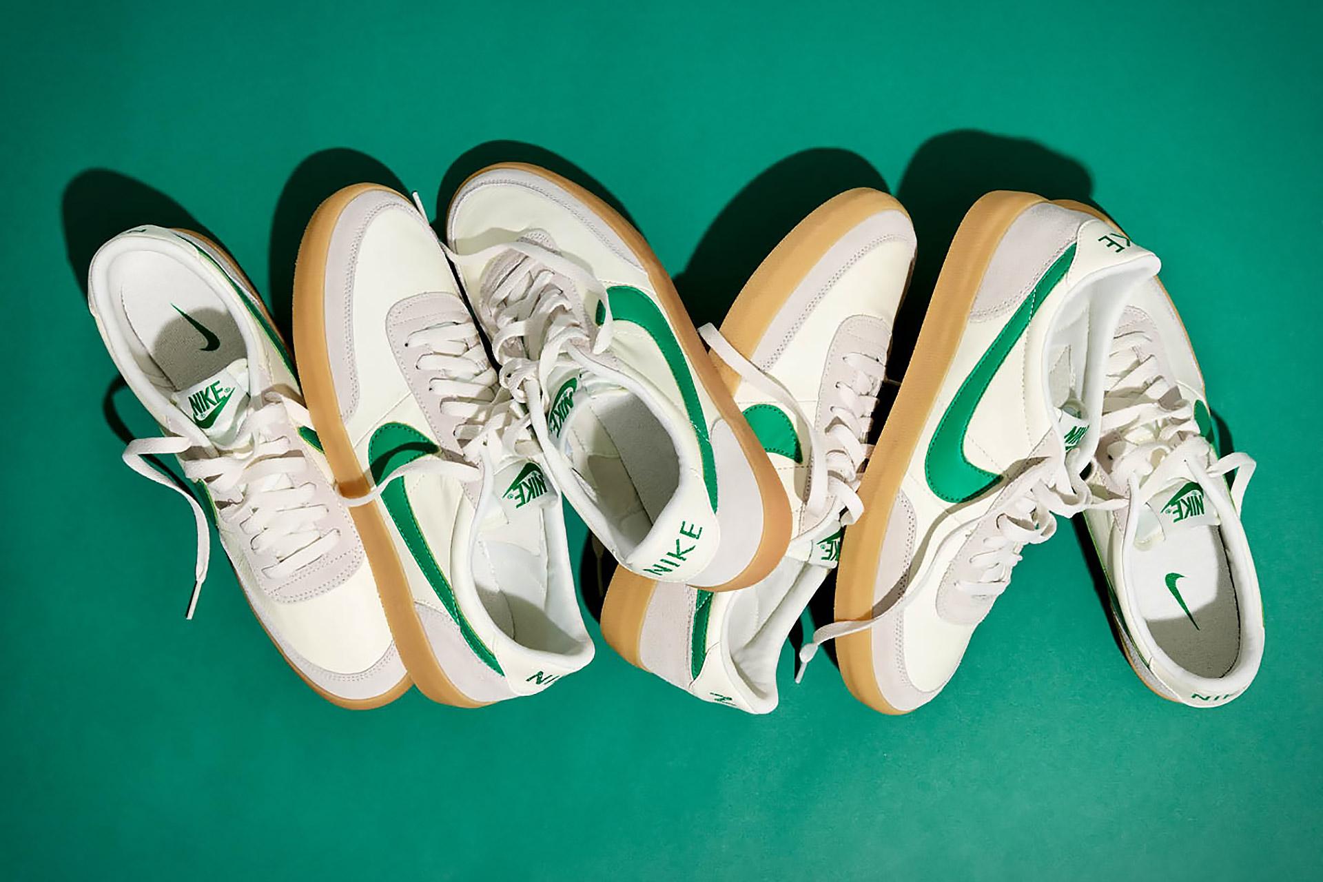 Nike x J.Crew Killshot Sneaker   Uncrate