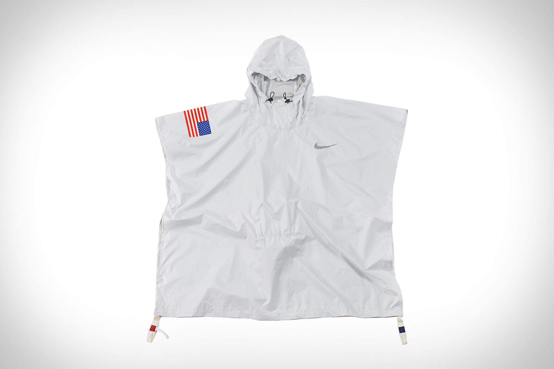 new style 644bb 85c36 Nike x Tom Sachs Poncho   Uncrate