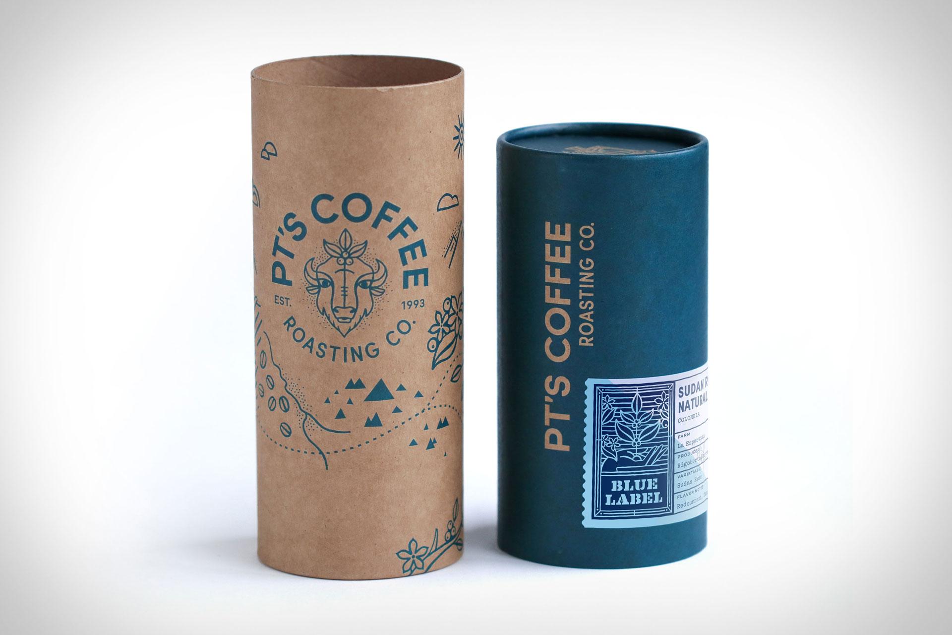 PT's Sudan Rume Natural Coffee