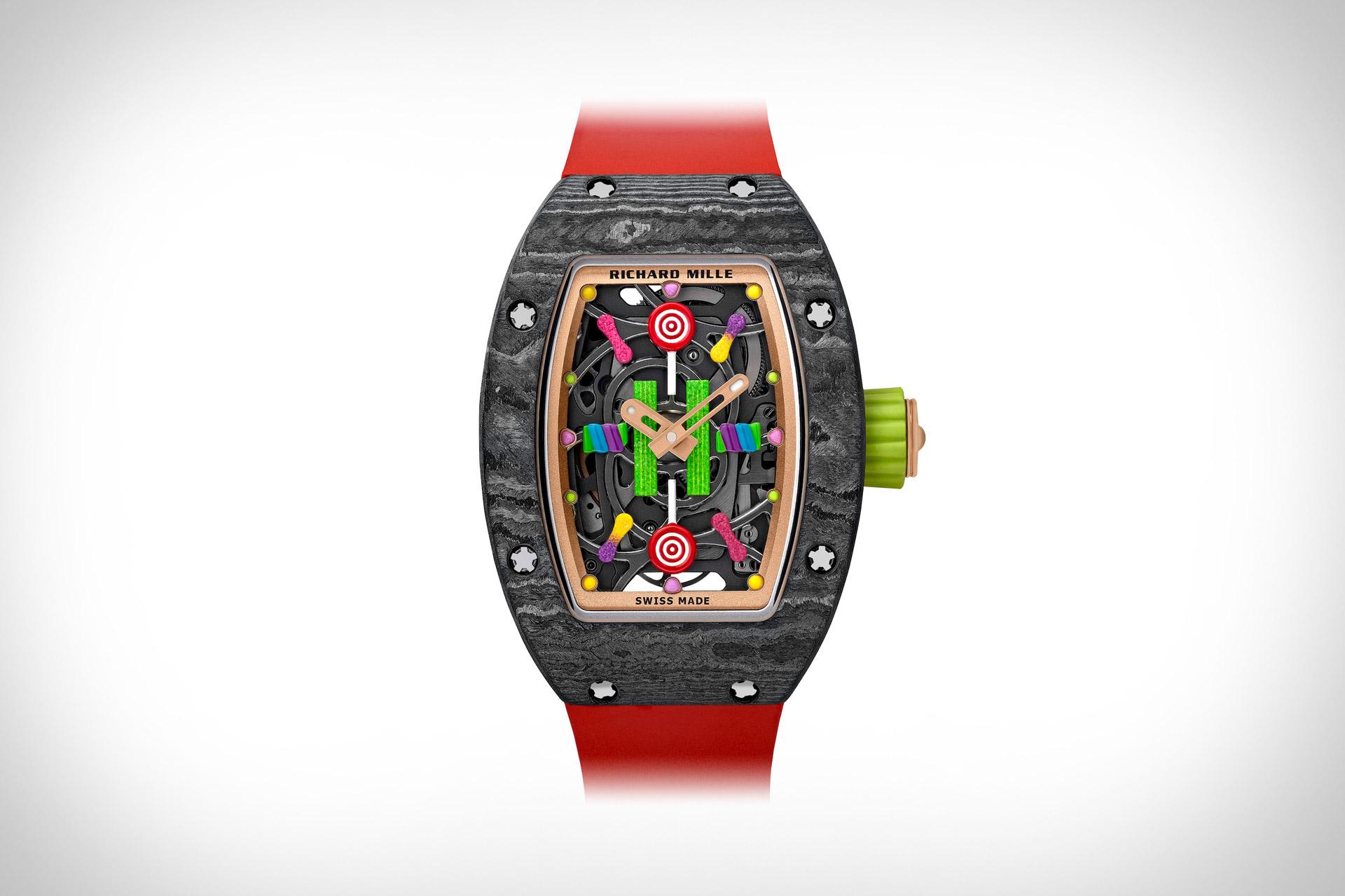 Richard Mille Bonbon Watch Collection