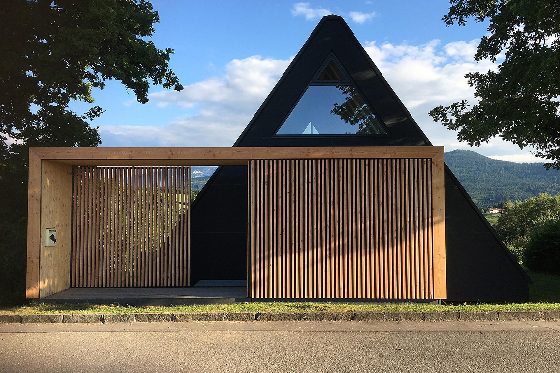 Salzburg Solar A Frame House Uncrate