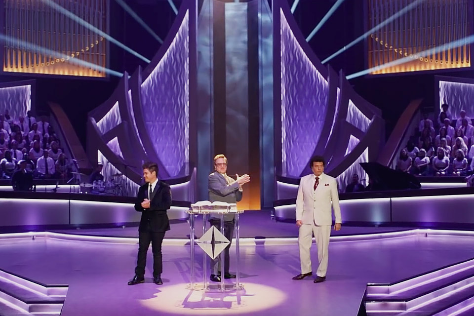 The Righteous Gemstones Uncrate