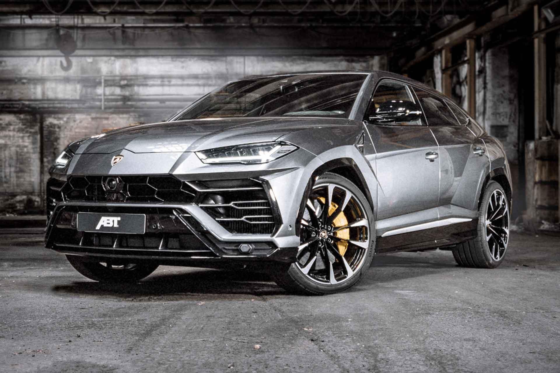 Lamborghini Urus 710-hp ABT Sportsline Upgrade