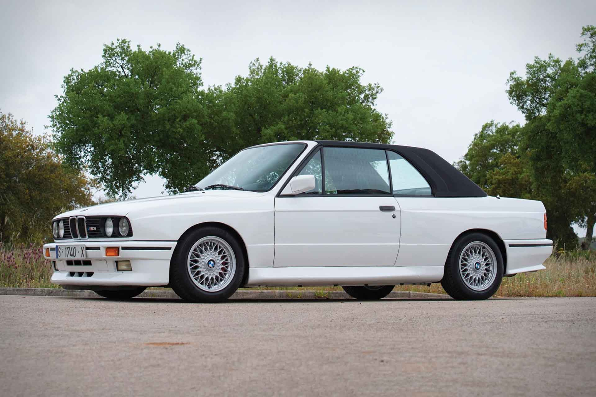 1990 Bmw M3 Convertible Uncrate