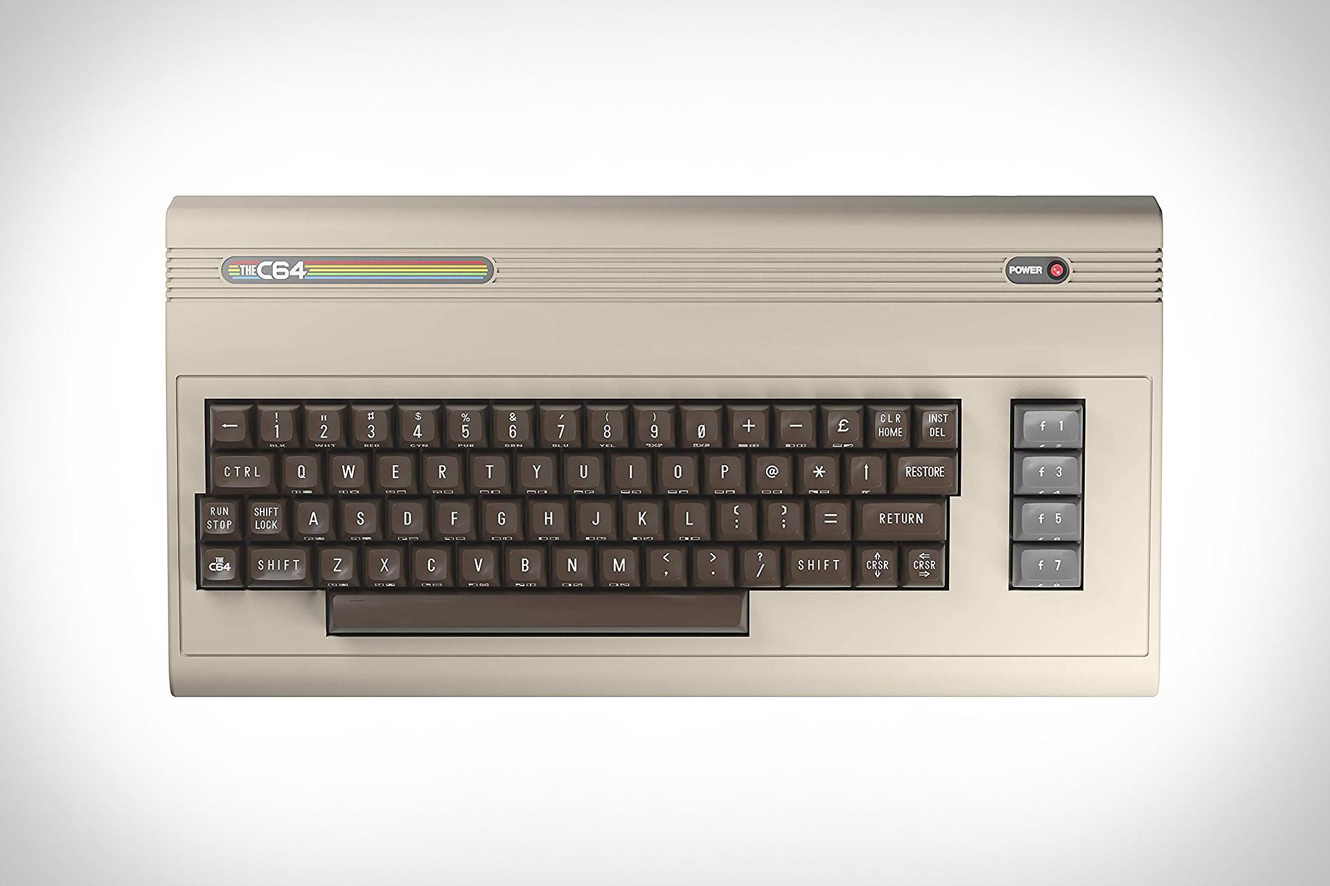 C64 Home Computer