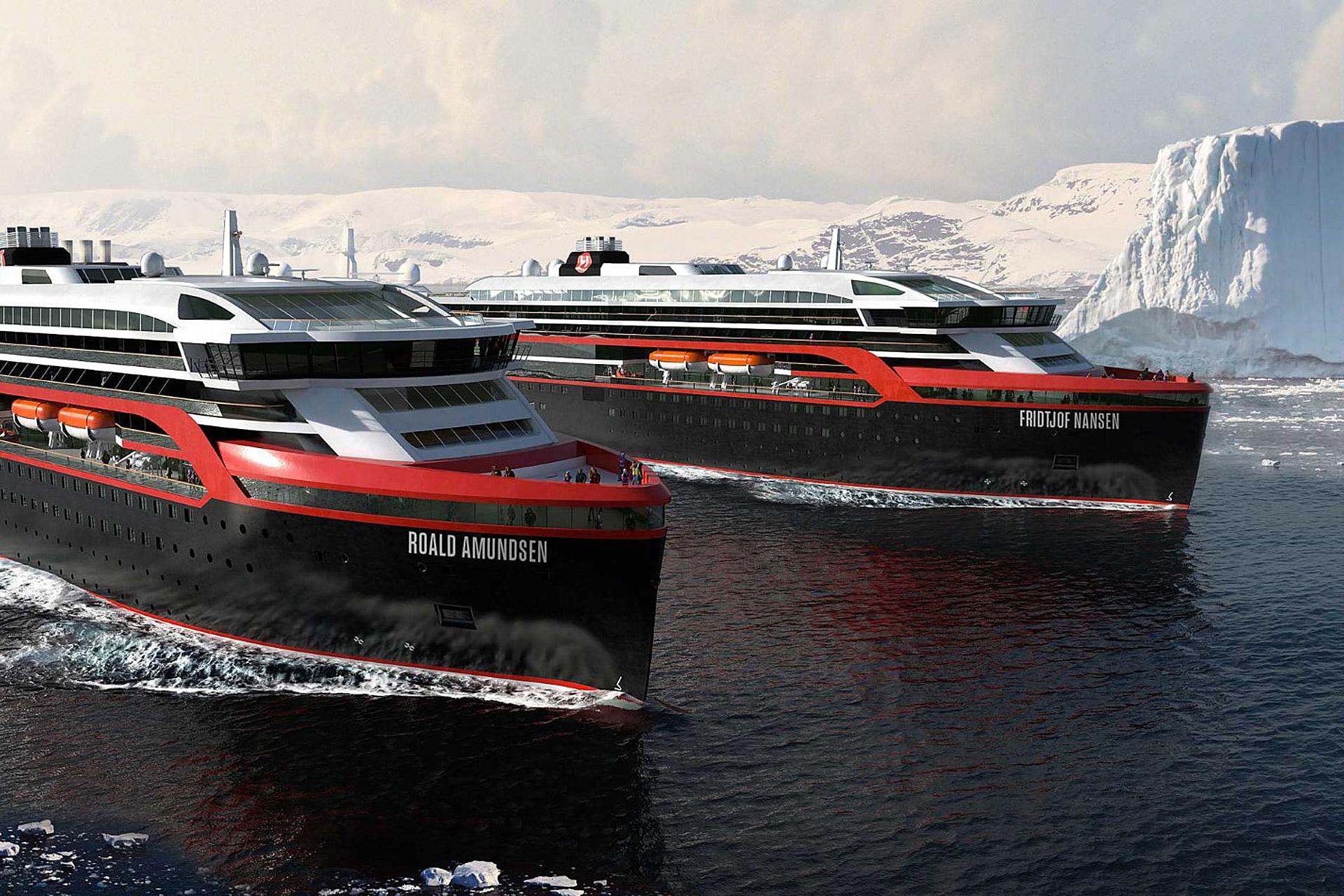Hurtigruten Expedition Cruises