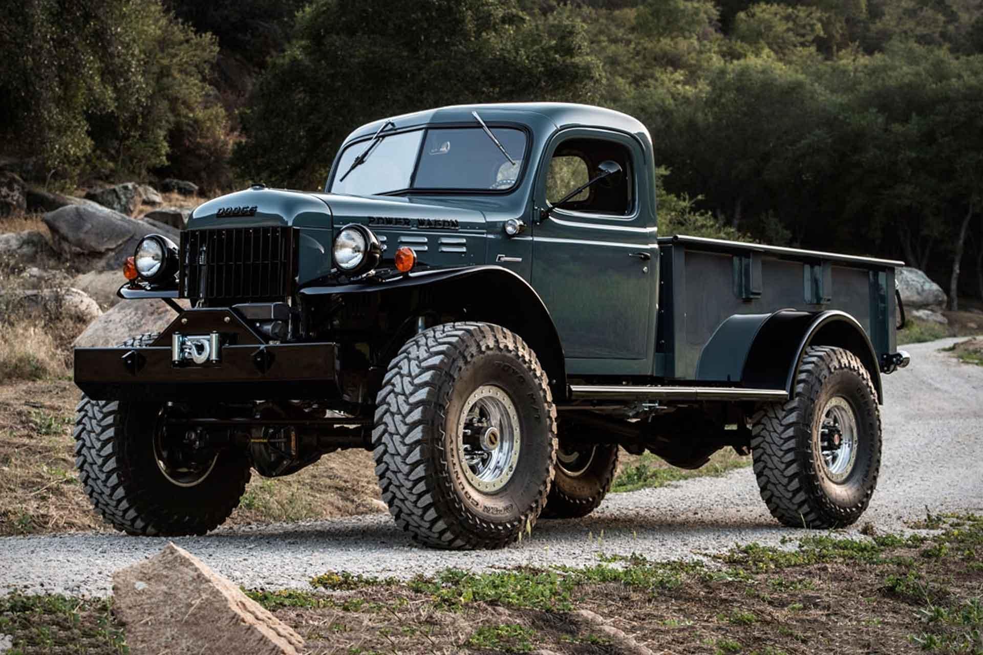 Dodge Power Wagon >> Legacy Dodge Power Wagon Trucks Uncrate