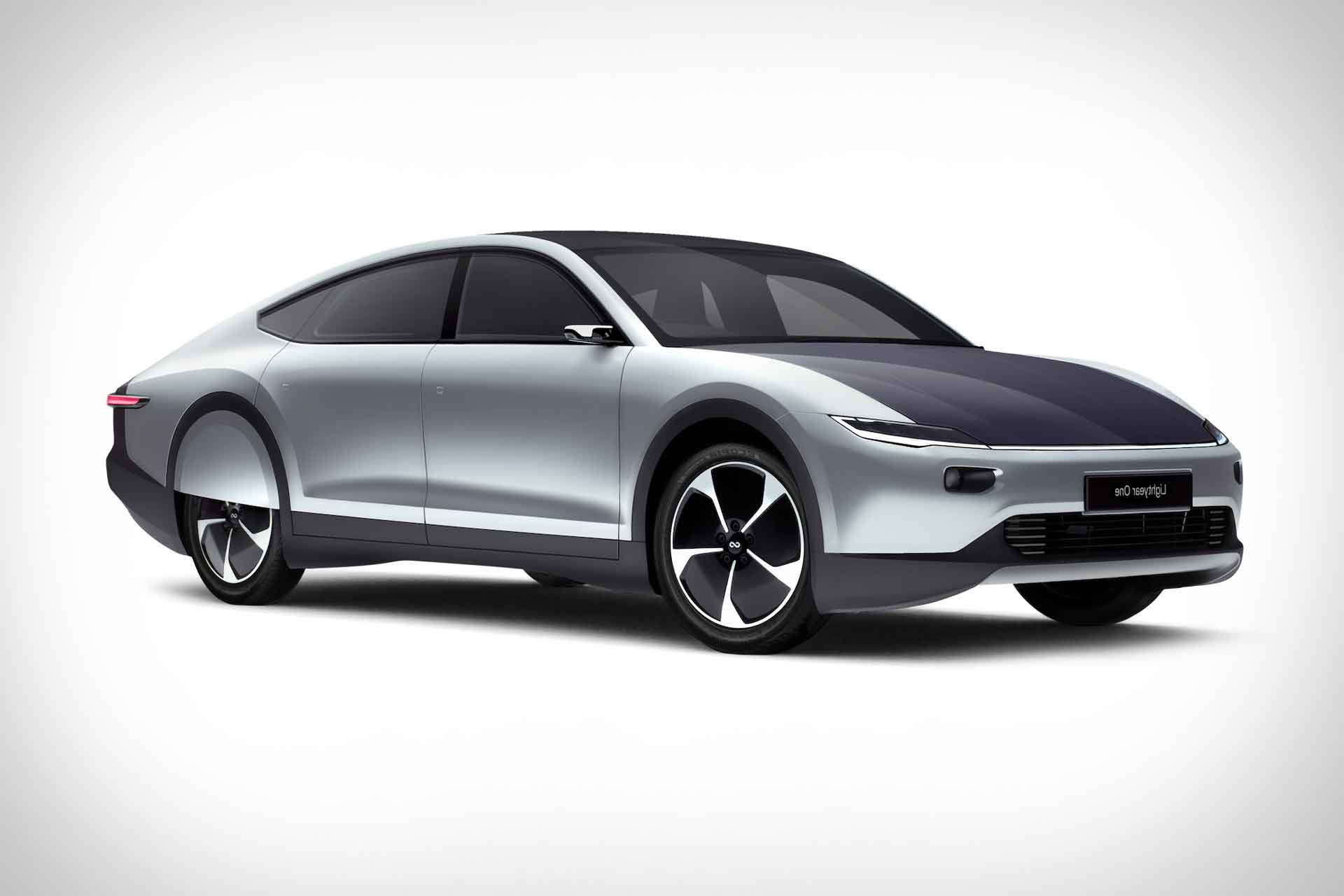 Lightyear One Solar Electric Sedan