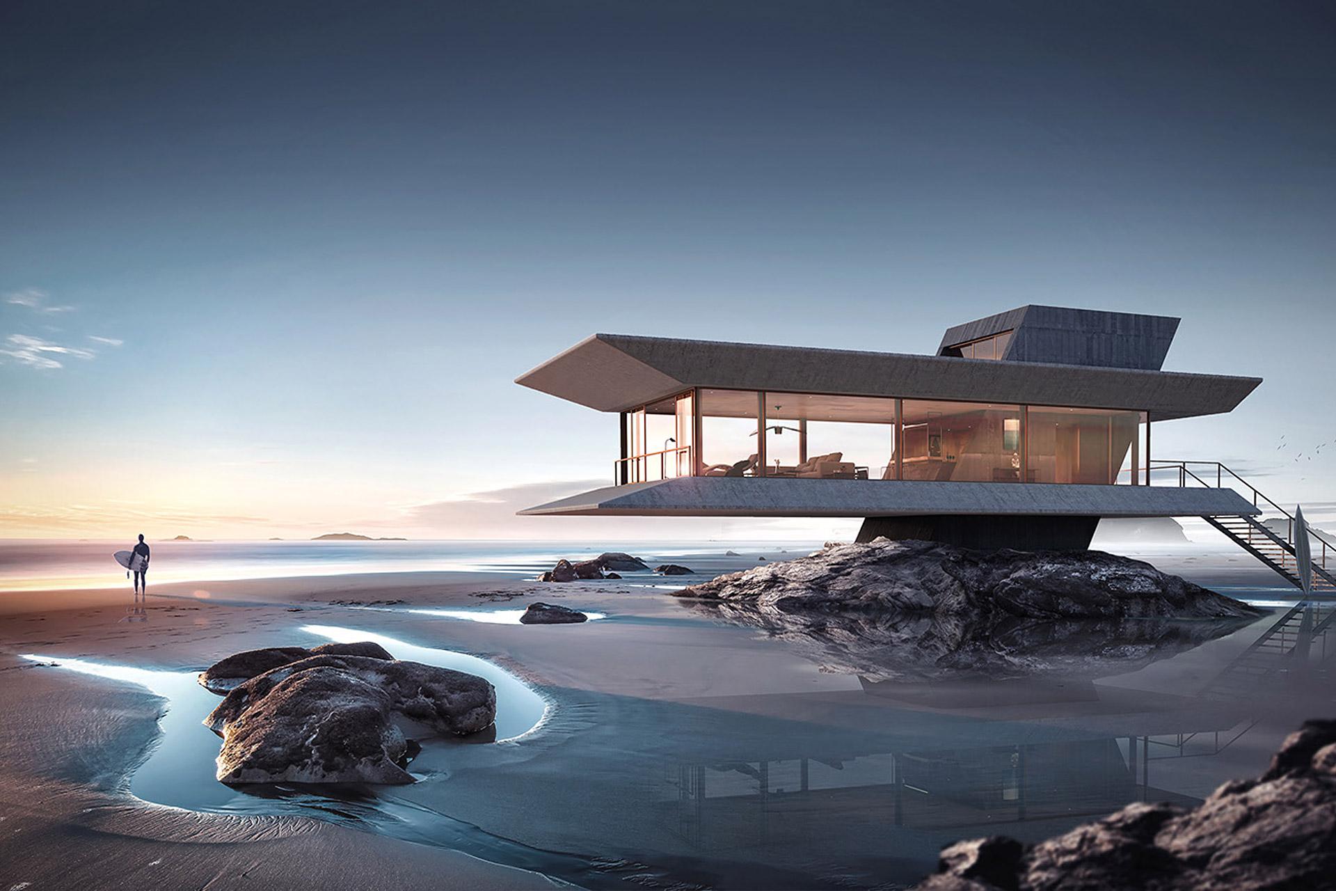 Monolit Beach House