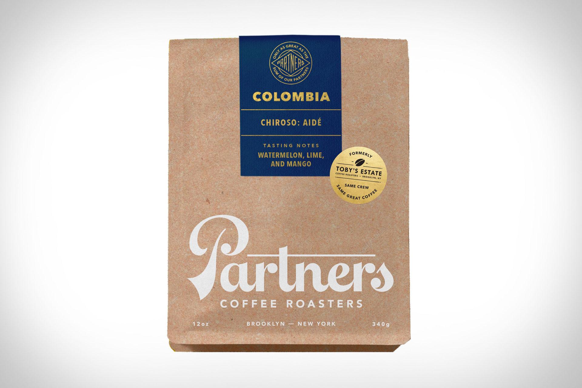Partners Chiroso Coffee