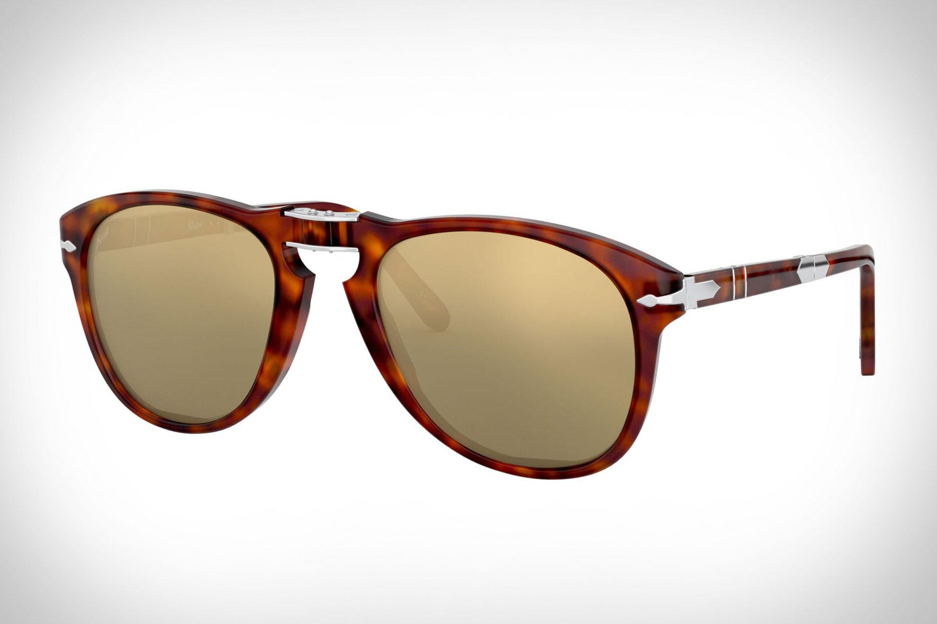 65e671a9b8f8 Persol 714SM 24K Sunglasses | Uncrate