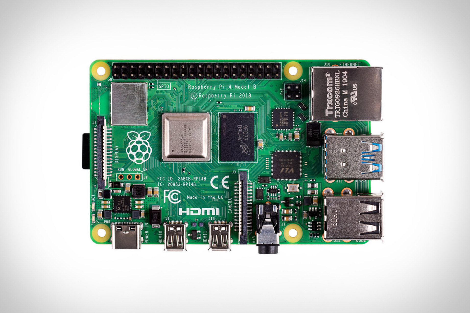 Raspberry Pi 4 Computer | Uncrate