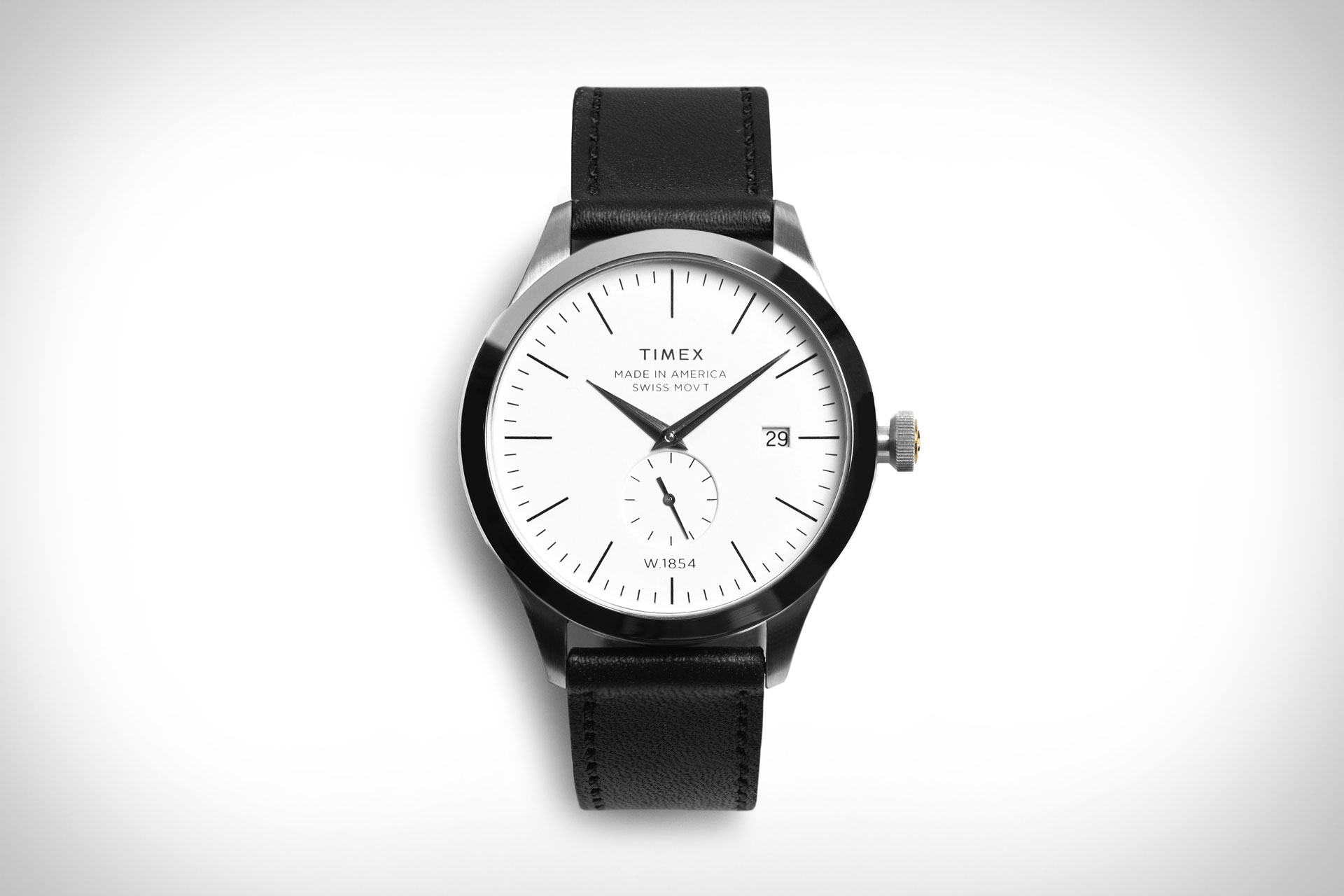 f23c7b588e Timex American Documents Watch | Uncrate