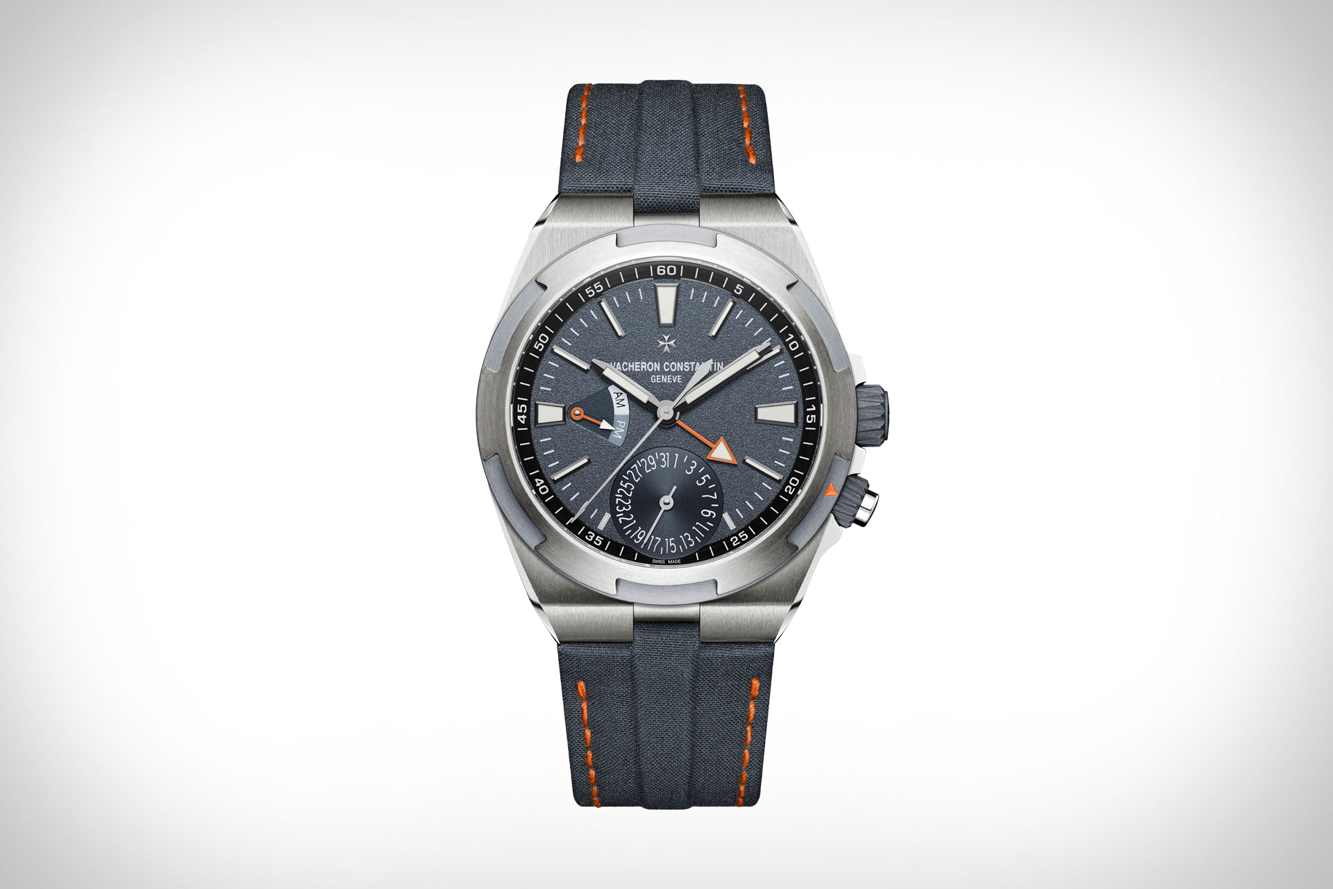 Vacheron Constantin Overseas Dual Time Everest Prototype Watch
