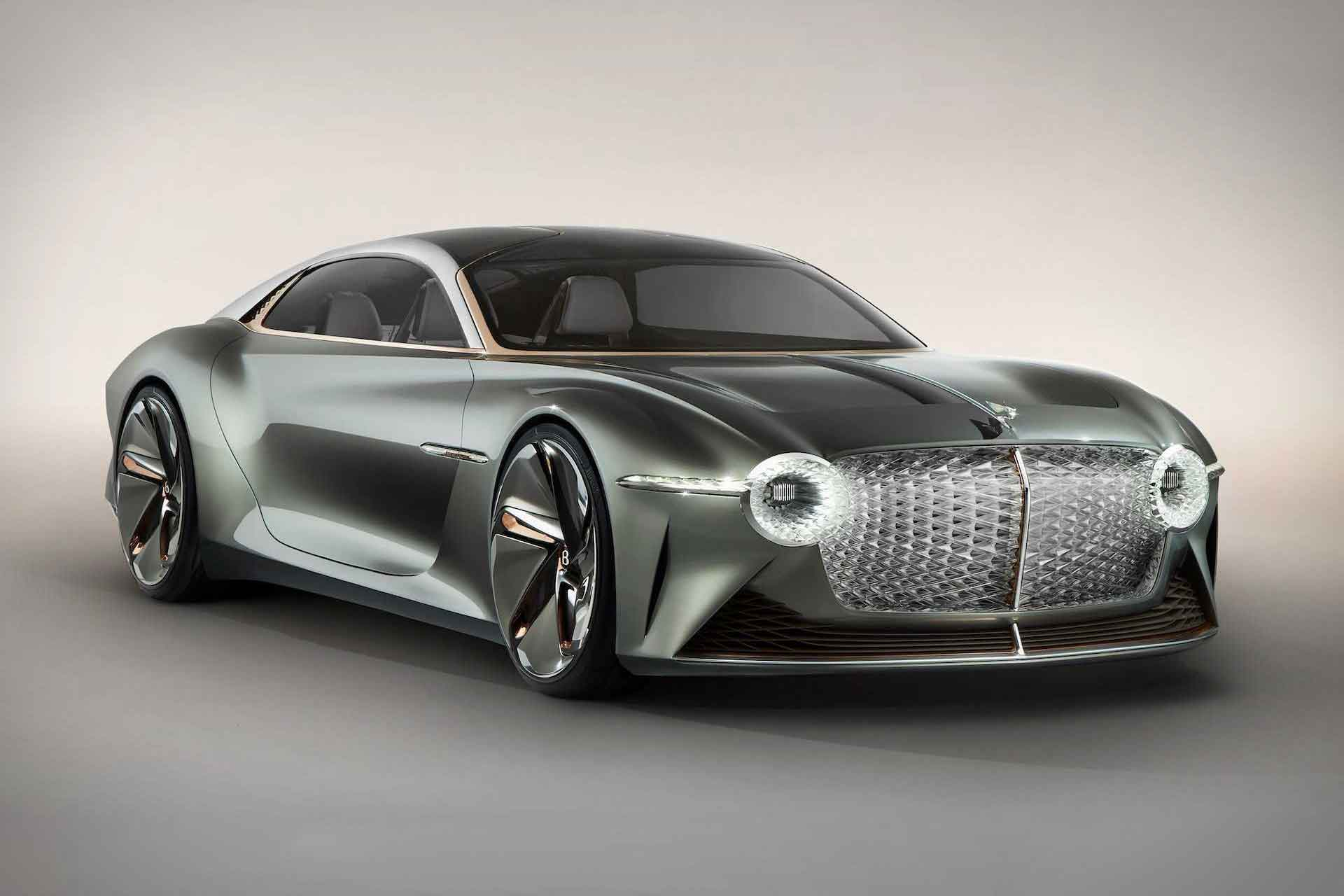 Bentley EXP 100 GT Coupe
