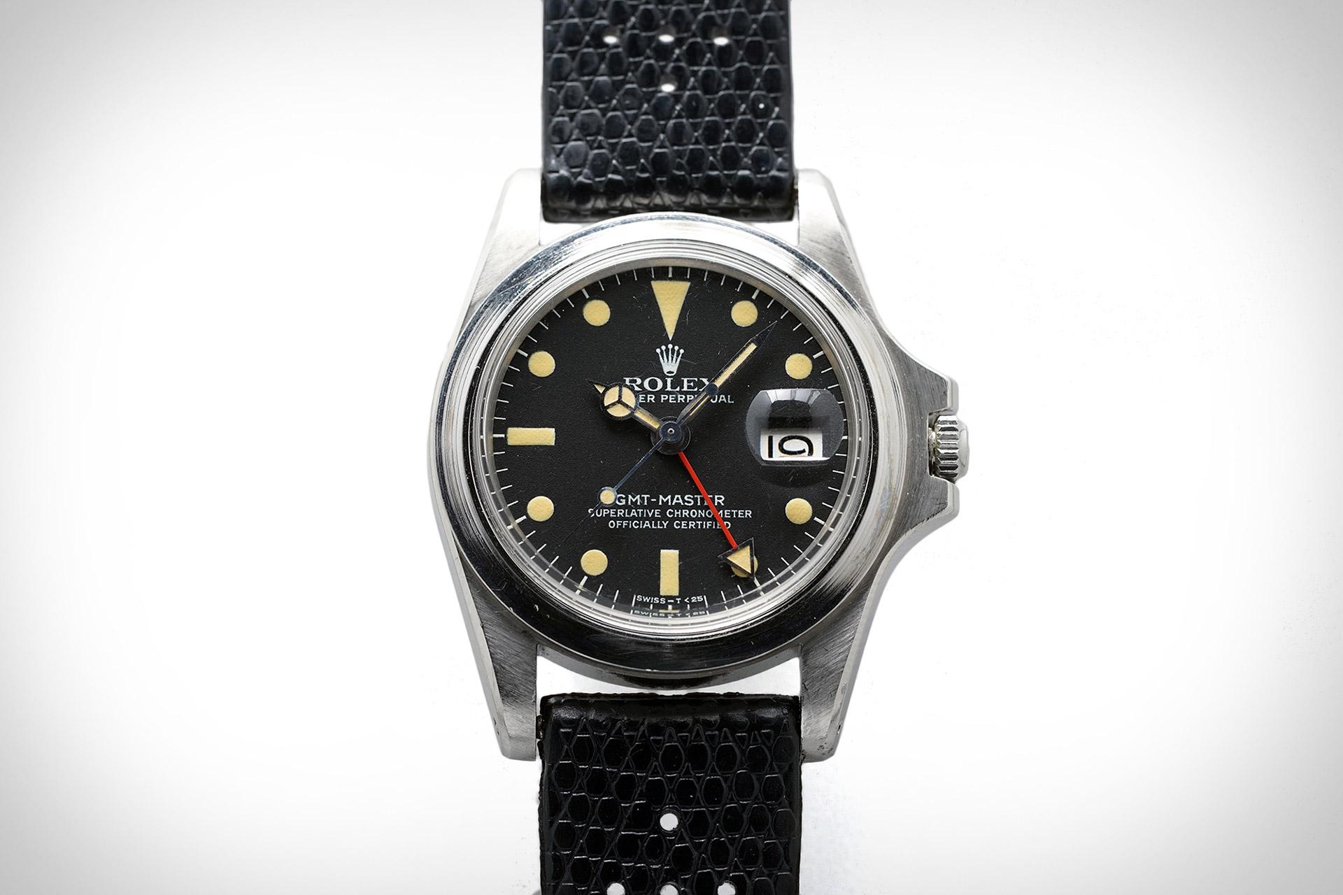 Marlon Brando's Apocalypse Now Rolex GMT-Master Watch