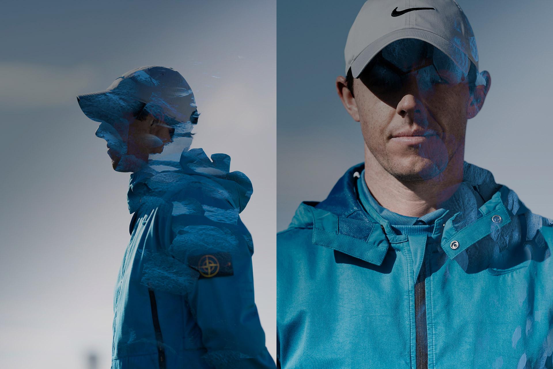 Nike x Stone Island Golf Jacket