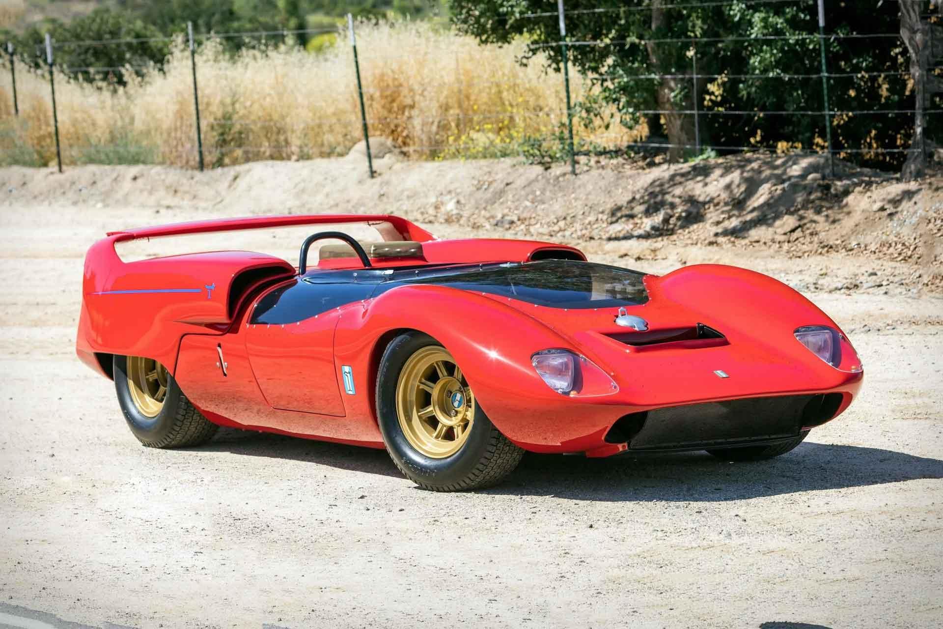 1965 Shelby / De Tomaso P70 Race Car