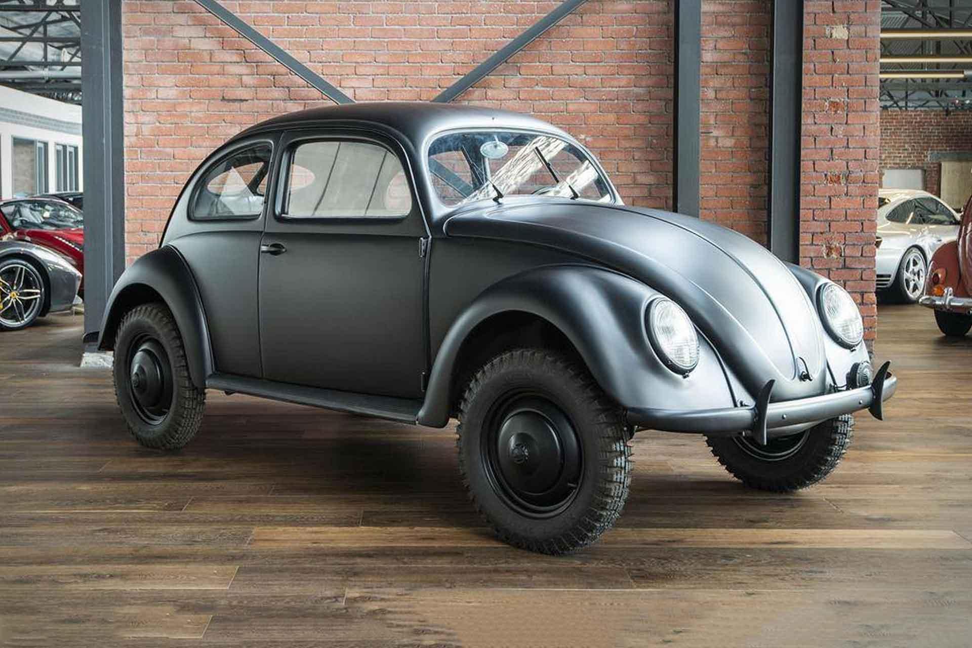 1945 Typ 51 Volkswagen Beetle