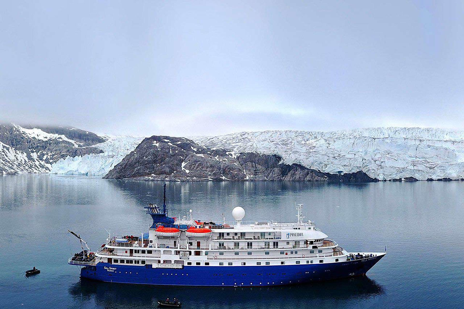 Antarctica Solar Eclipse Cruise