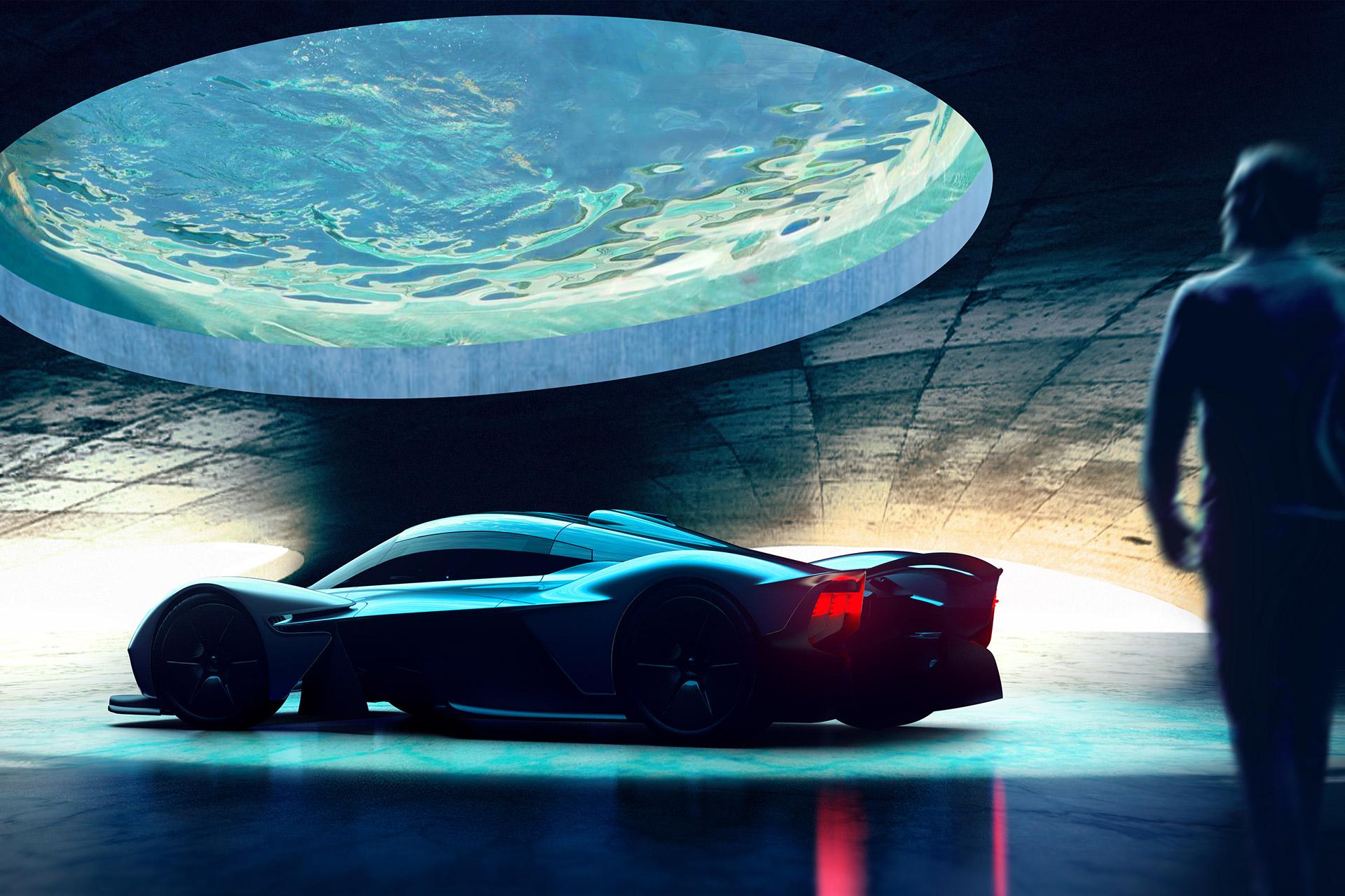 Aston Martin Automotive Galleries & Lairs