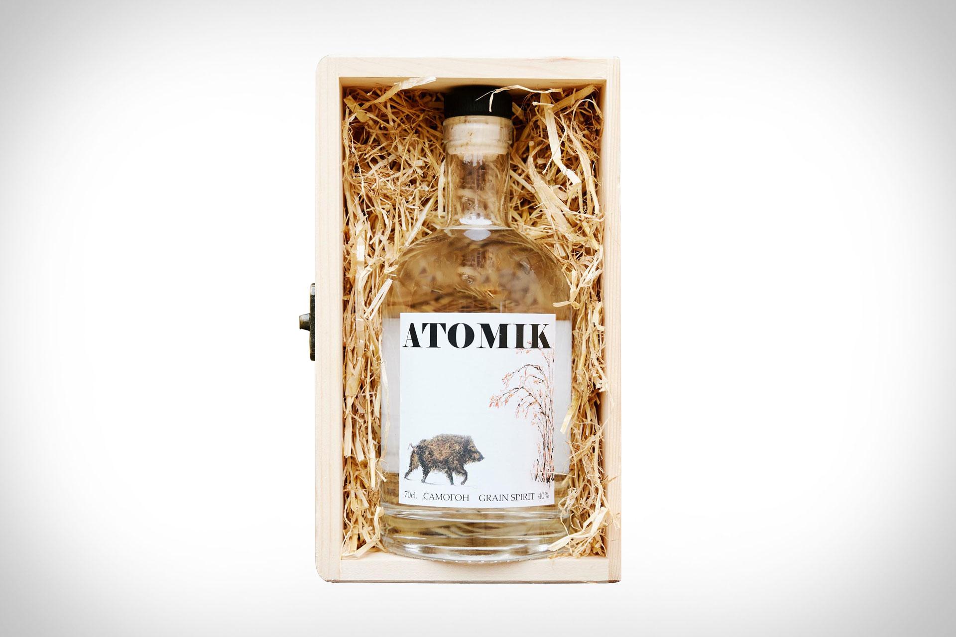 Atomik Chernobyl Exclusion Zone Vodka