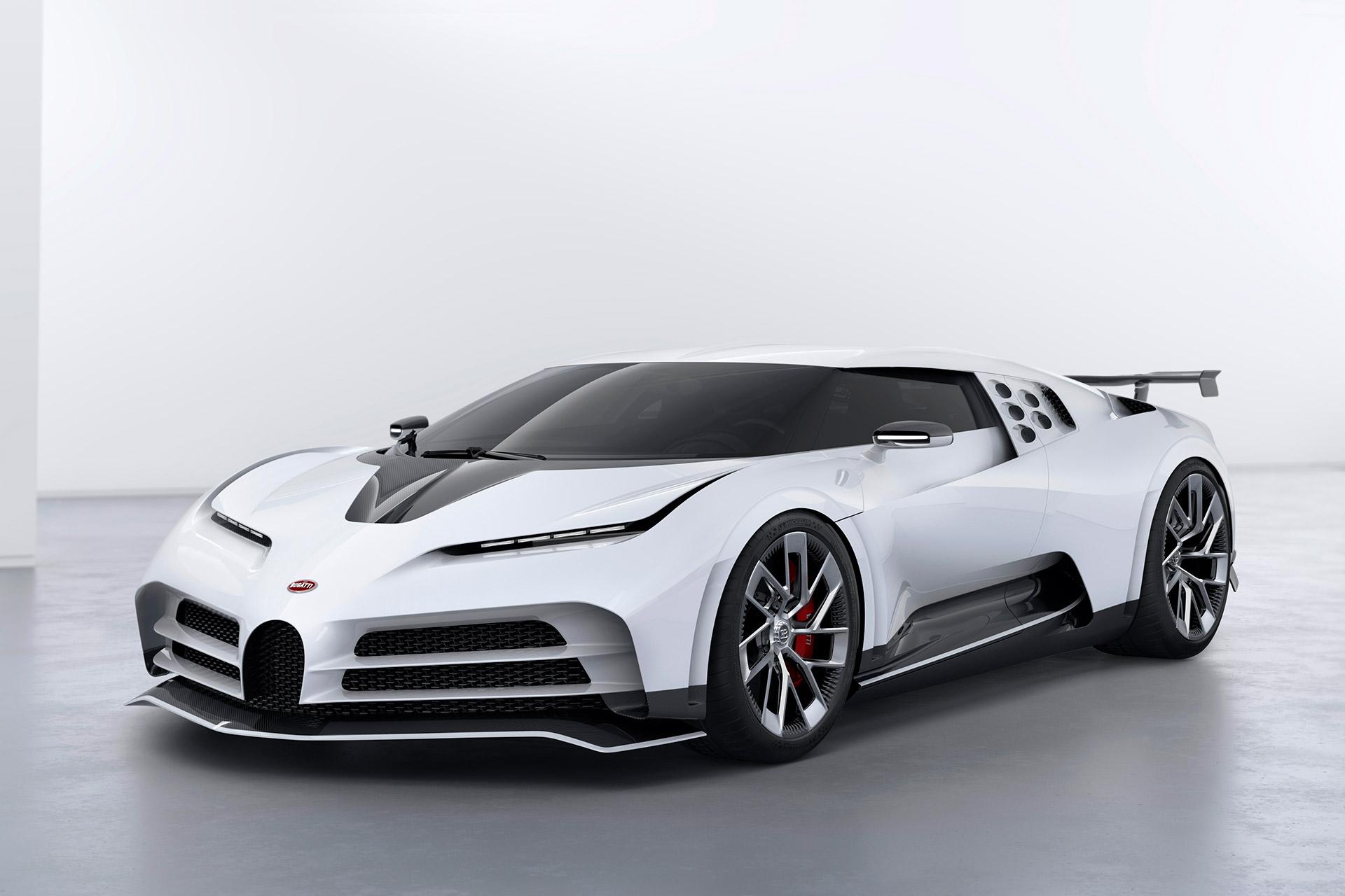 Bugatti Centodieci Coupe