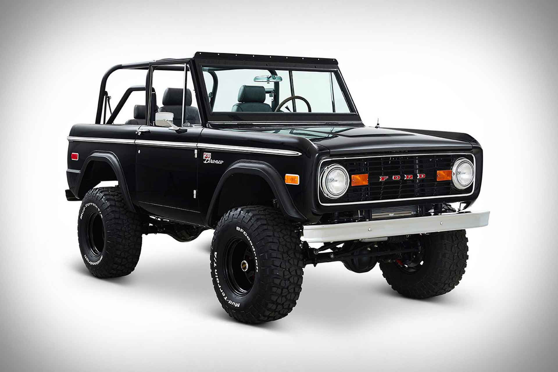 CFB Vail 1968 Ford Bronco SUV | Uncrate