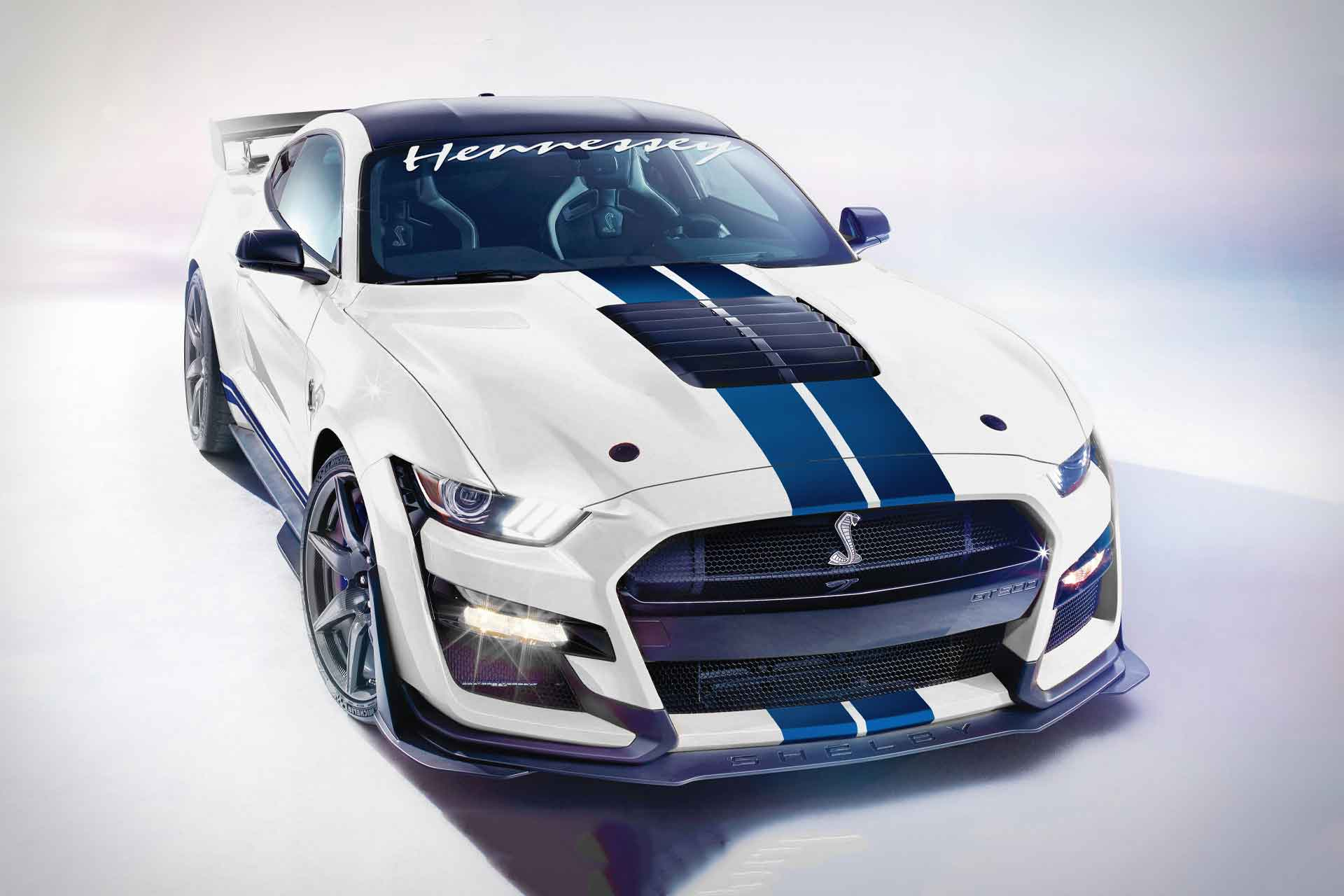 2020 Hennessey GT500 Venom 1200 Coupe