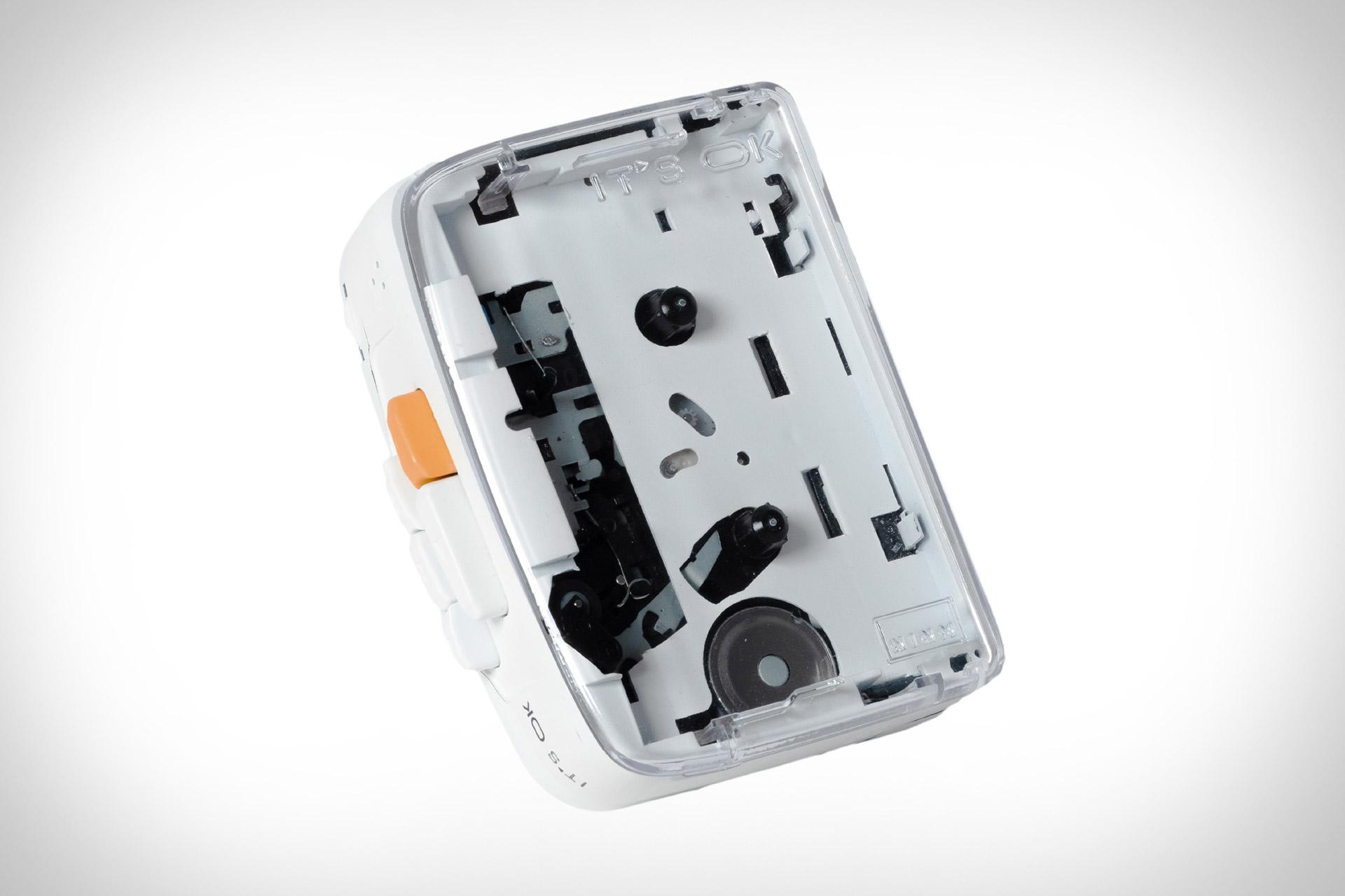 It's OK Portable Cassette Player
