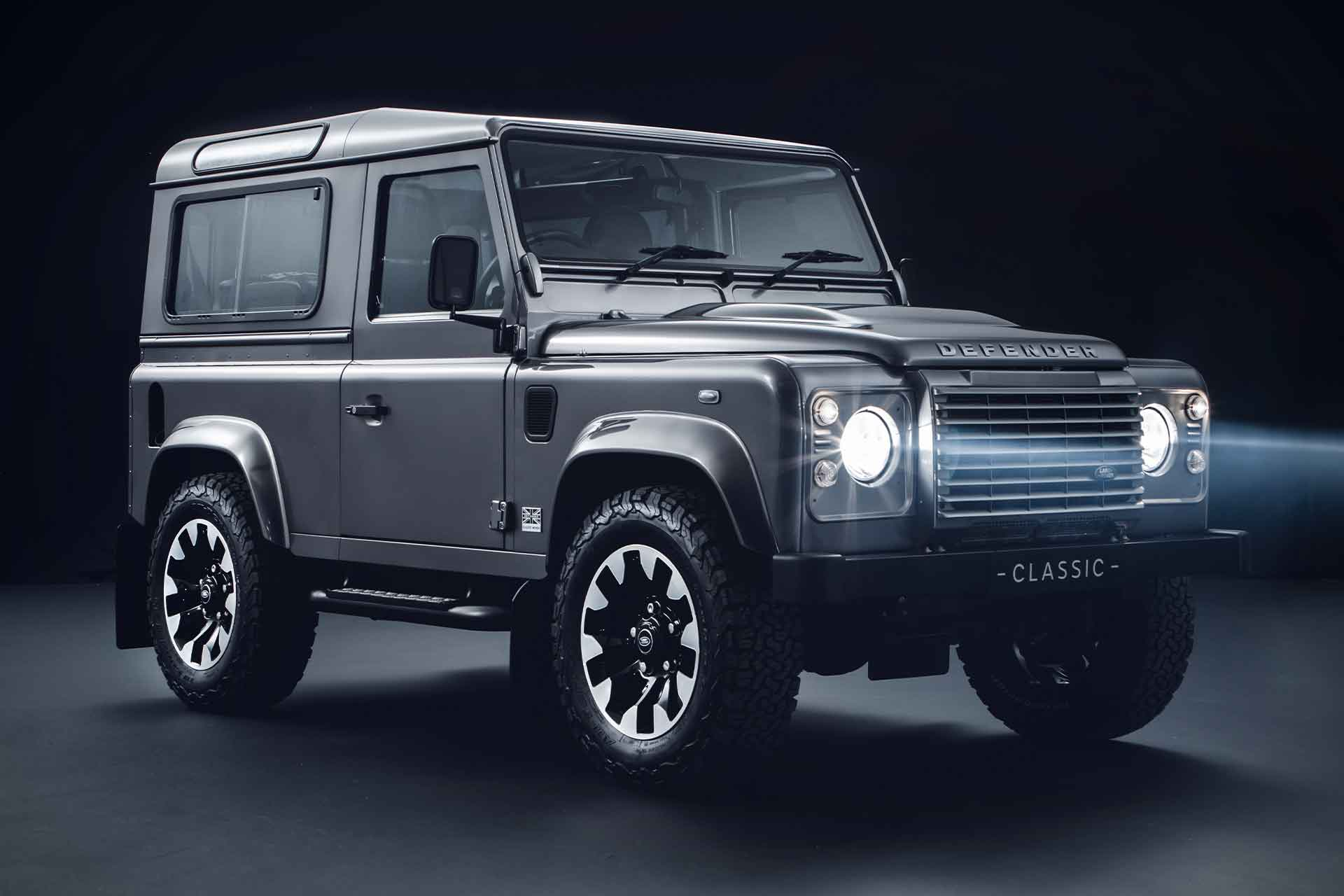 Land Rover Defender Upgrade Kits | Uncrate
