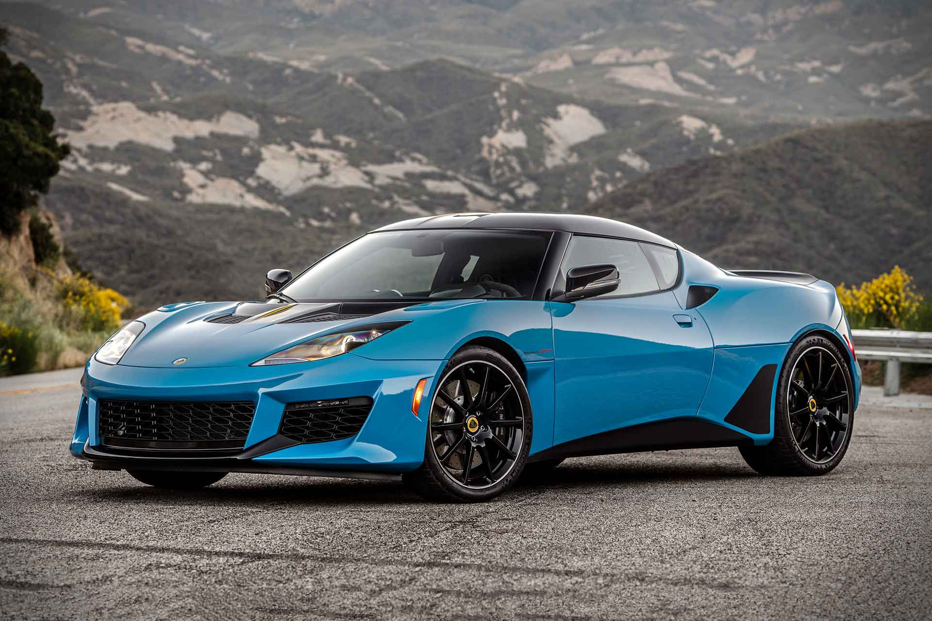 2020 Lotus Evora GT Coupe