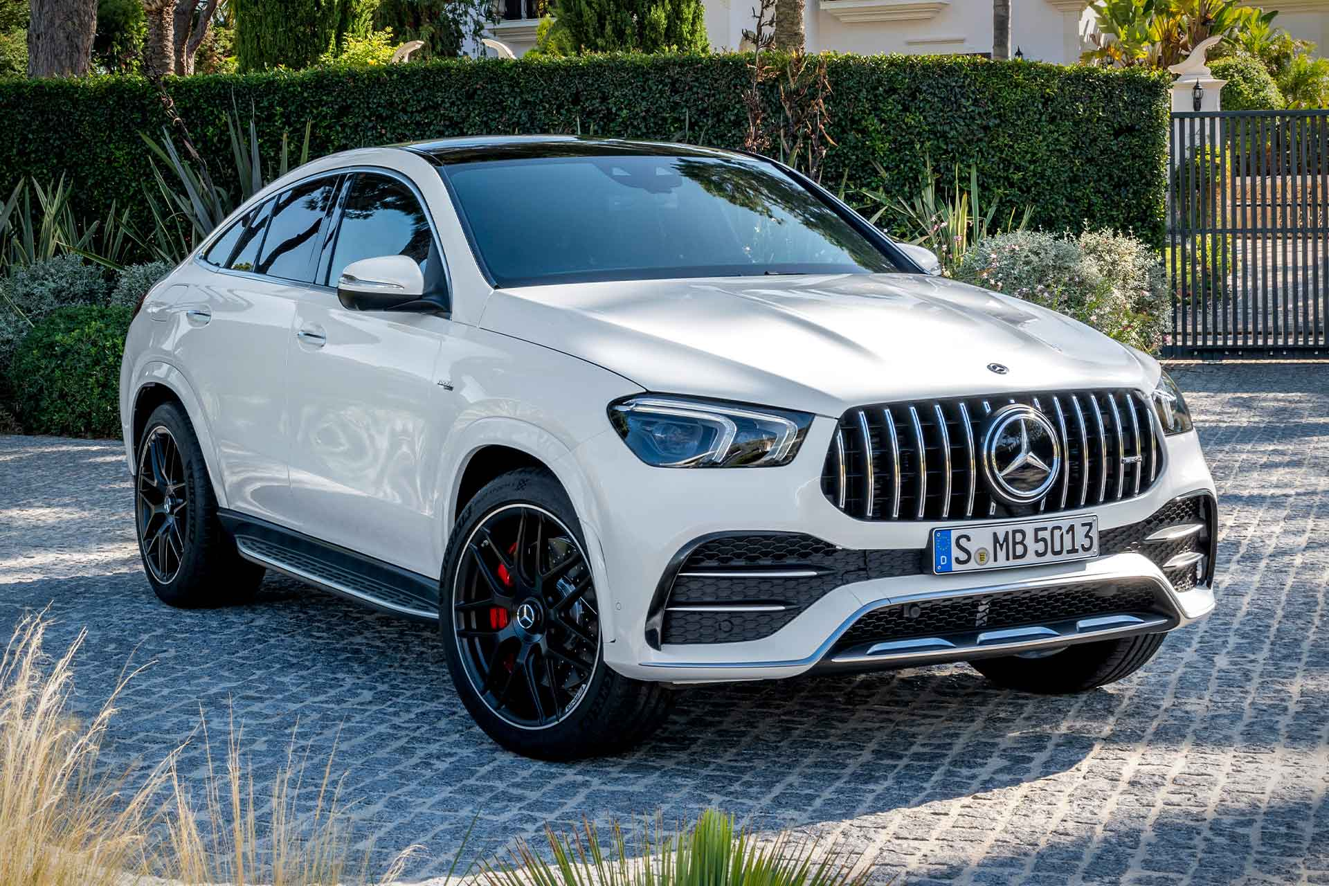 2021 Mercedes Gle Coupe Performance and New Engine