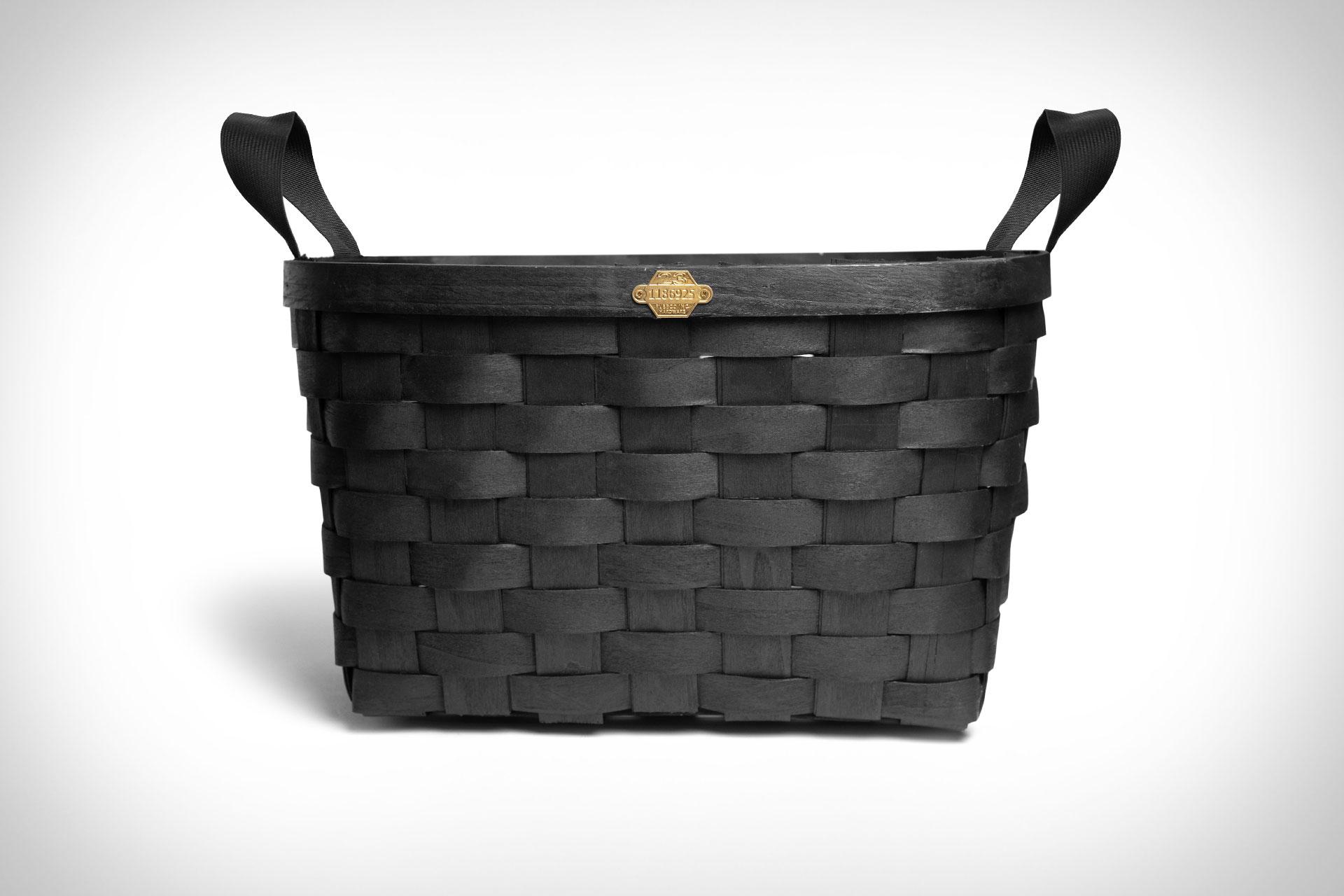 Ordinaire Wooden Storage Baskets