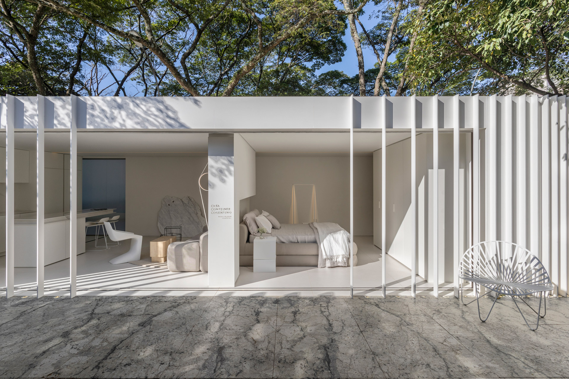 Sao Paulo Container House