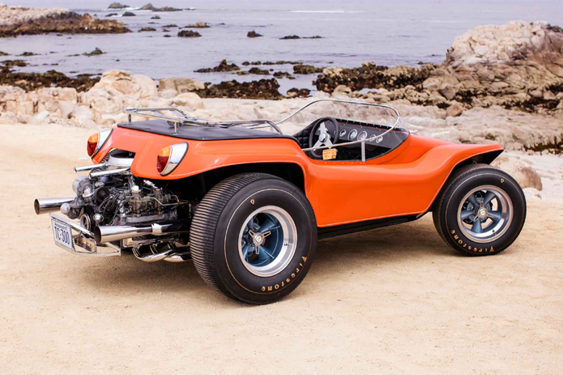 The Thomas Crown Affair Dune Buggy | Uncrate