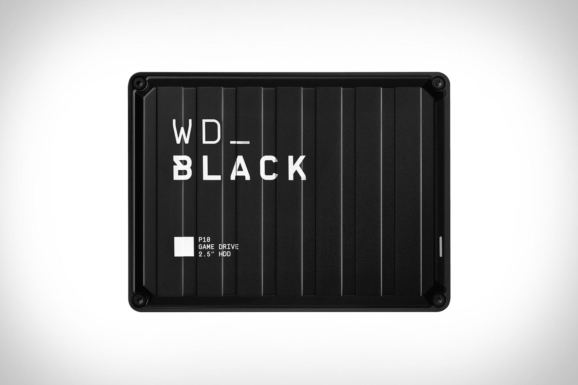 WD Black Gaming Storage