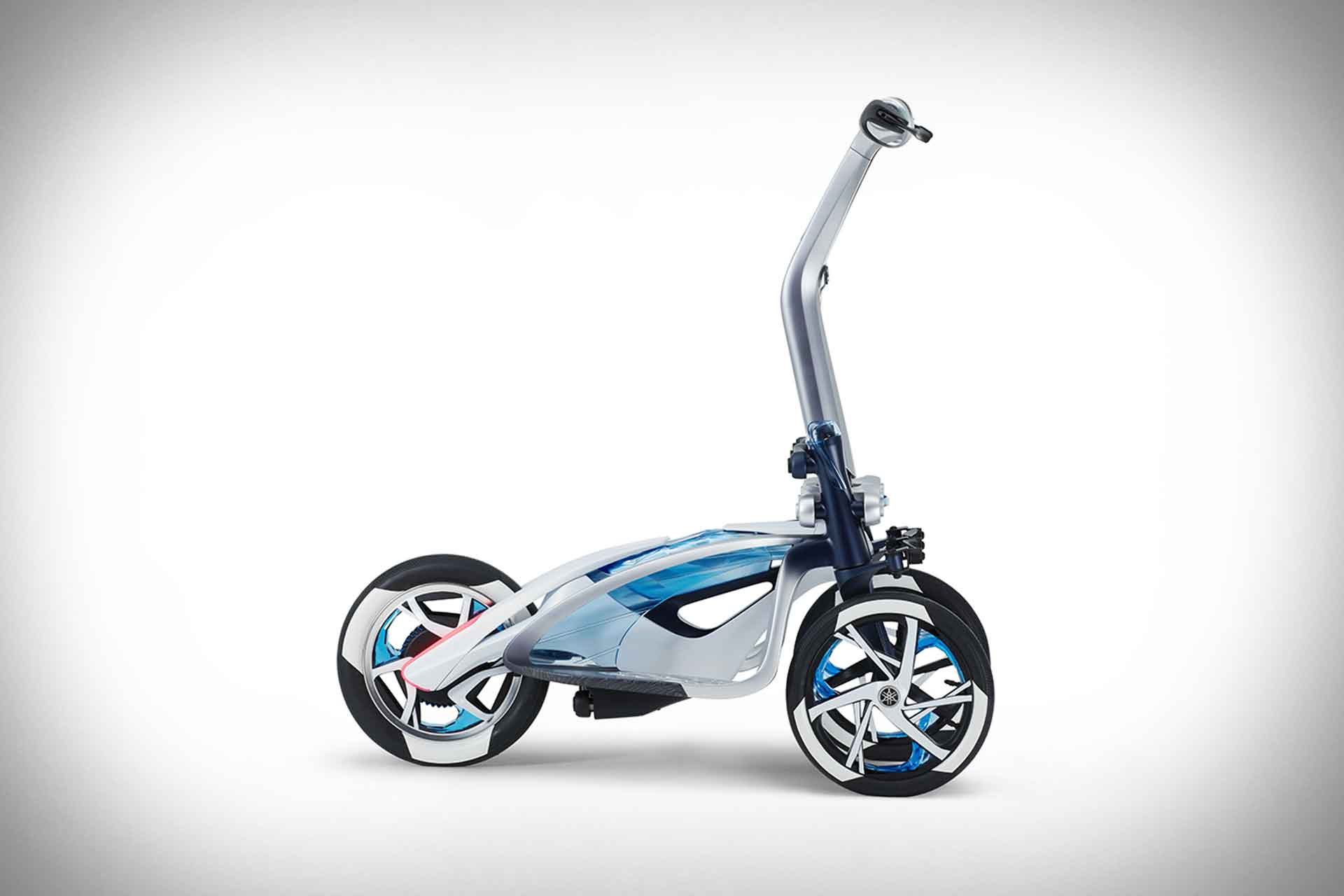 Yamaha Tritown Concept Scooter