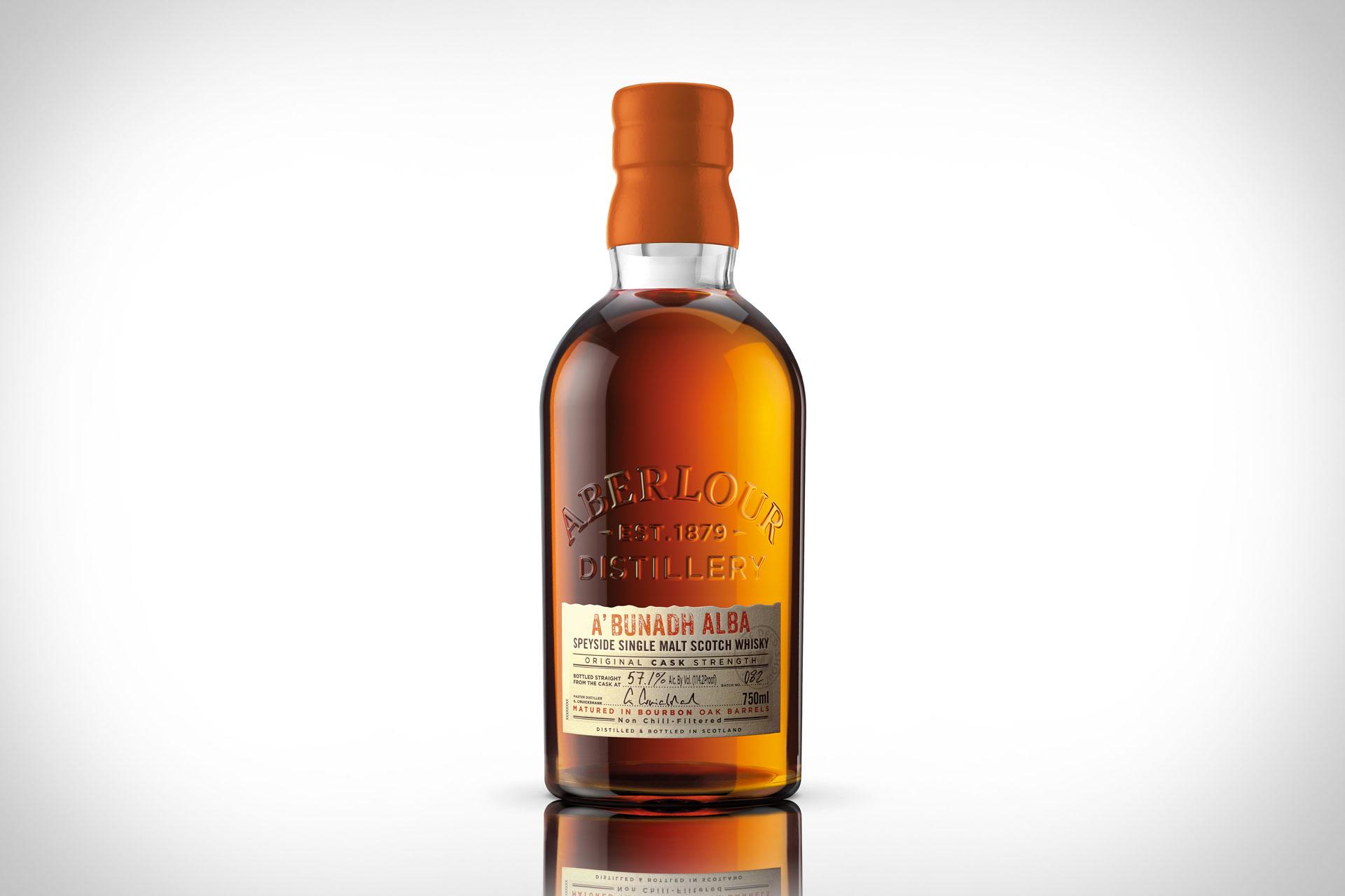 Aberlour A'bunadh Alba Scotch Whisky