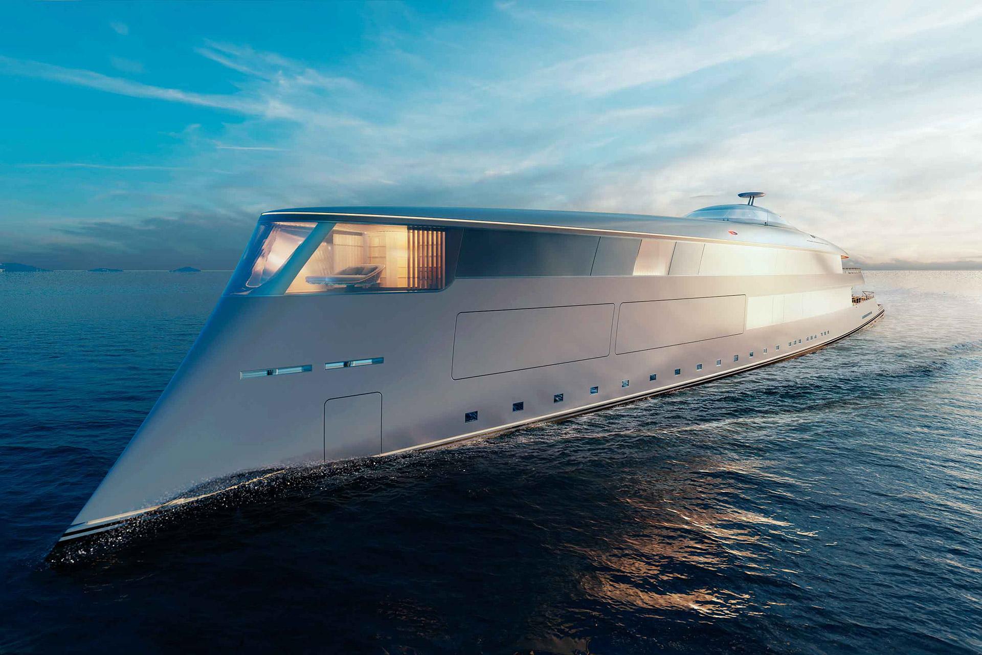 Sinot Aqua Superyacht Concept