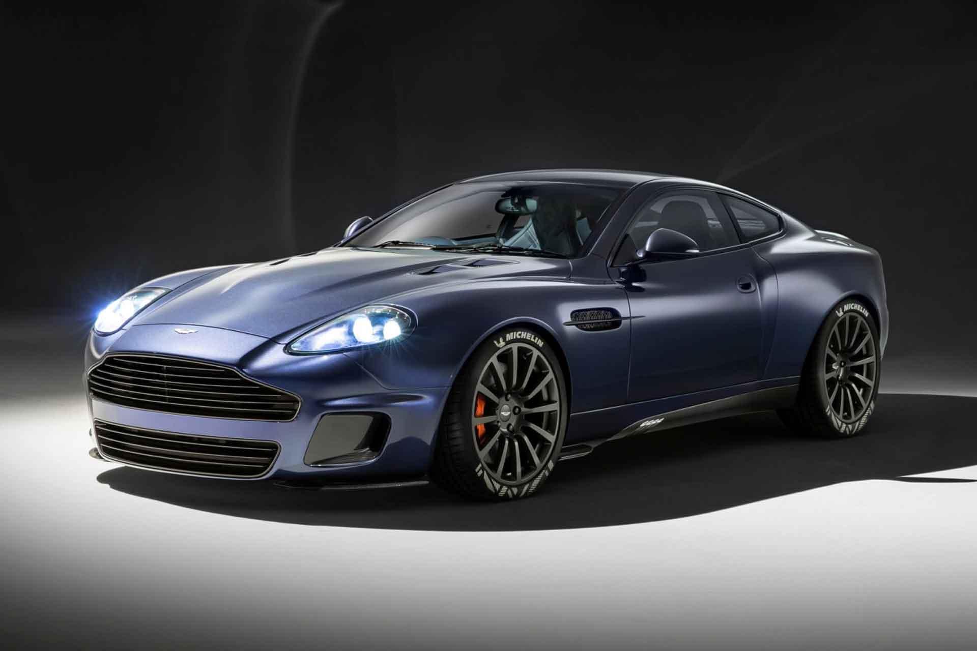 Callum Aston Martin Vanquish 25 Coupe