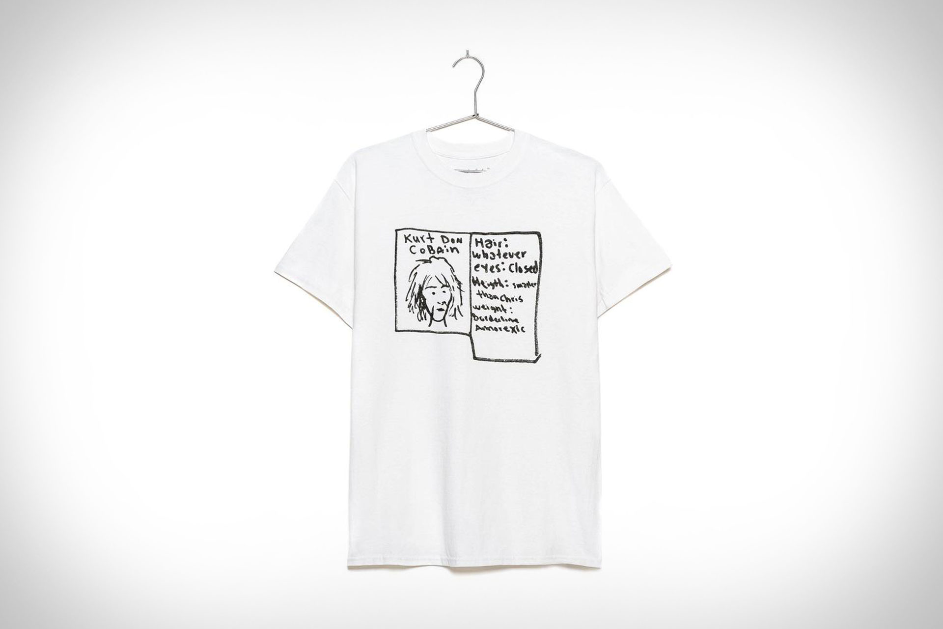 Kurt Was Here Clothing Collection