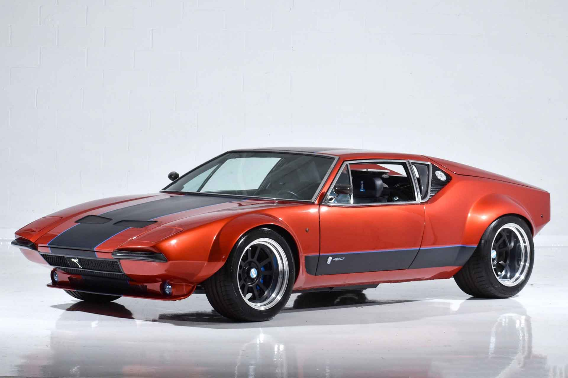 1972 Detomaso Pantera Coupe