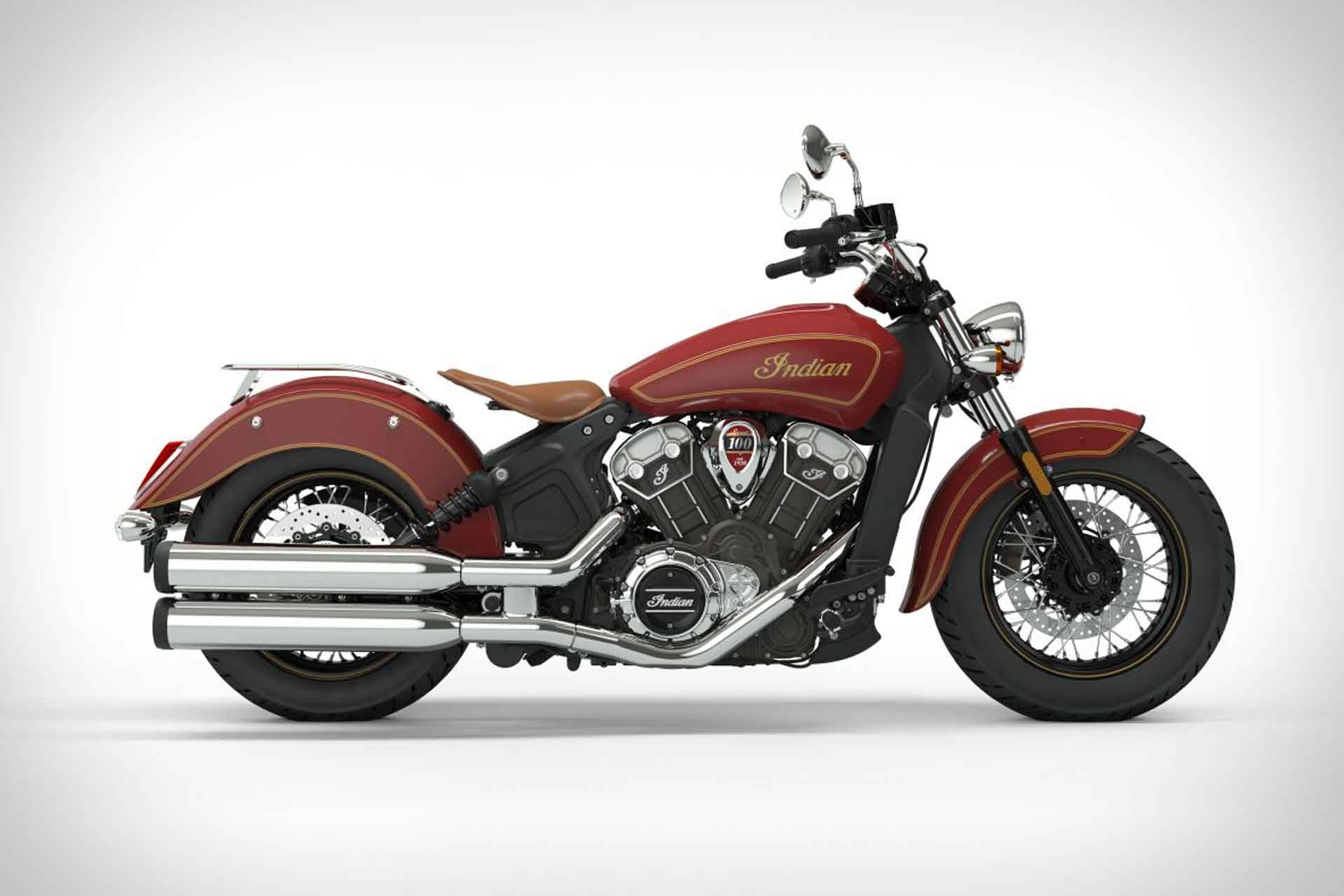 Indian Scout 100th Anniversary Edition Motorcycle