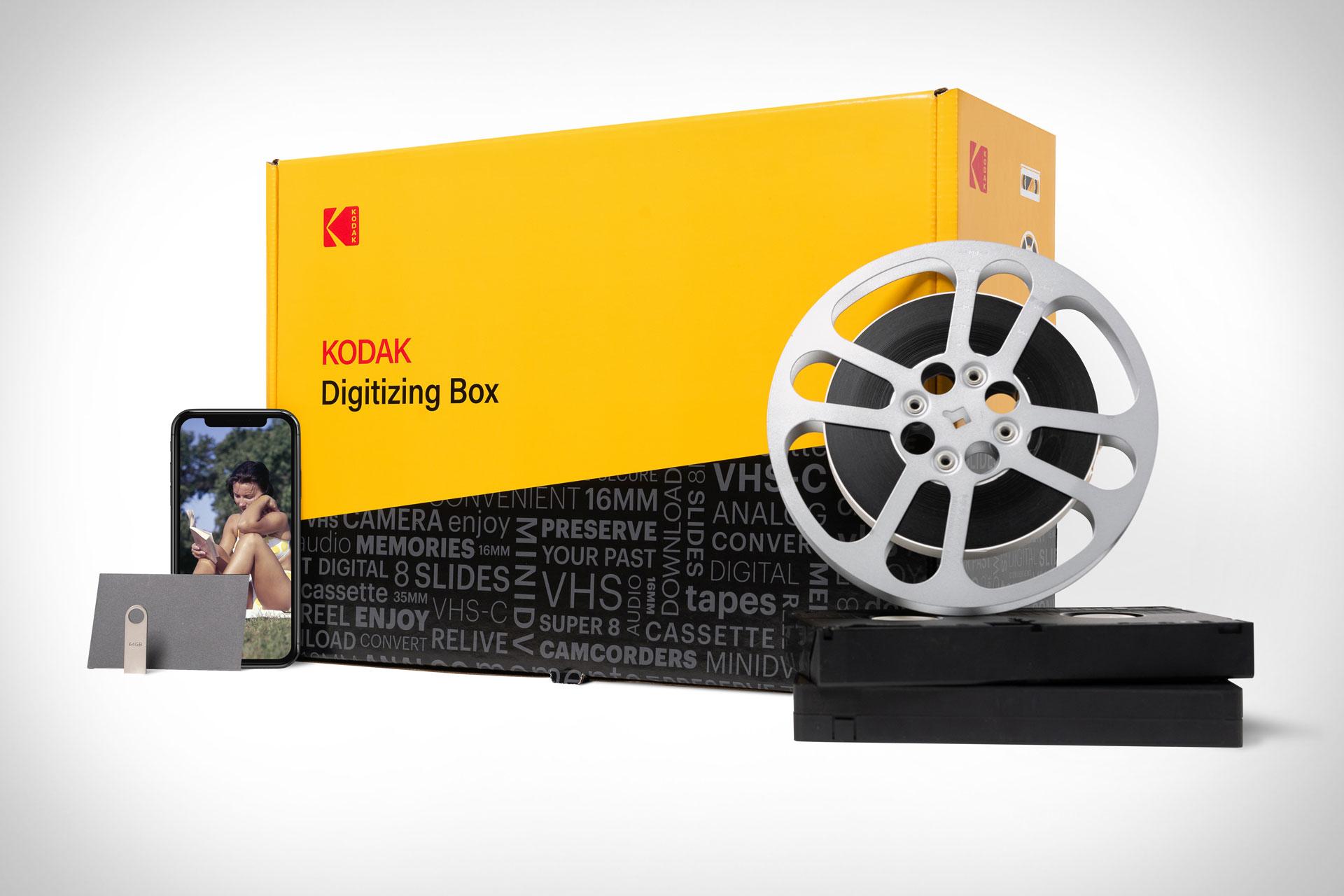 Kodak Digitizing Box
